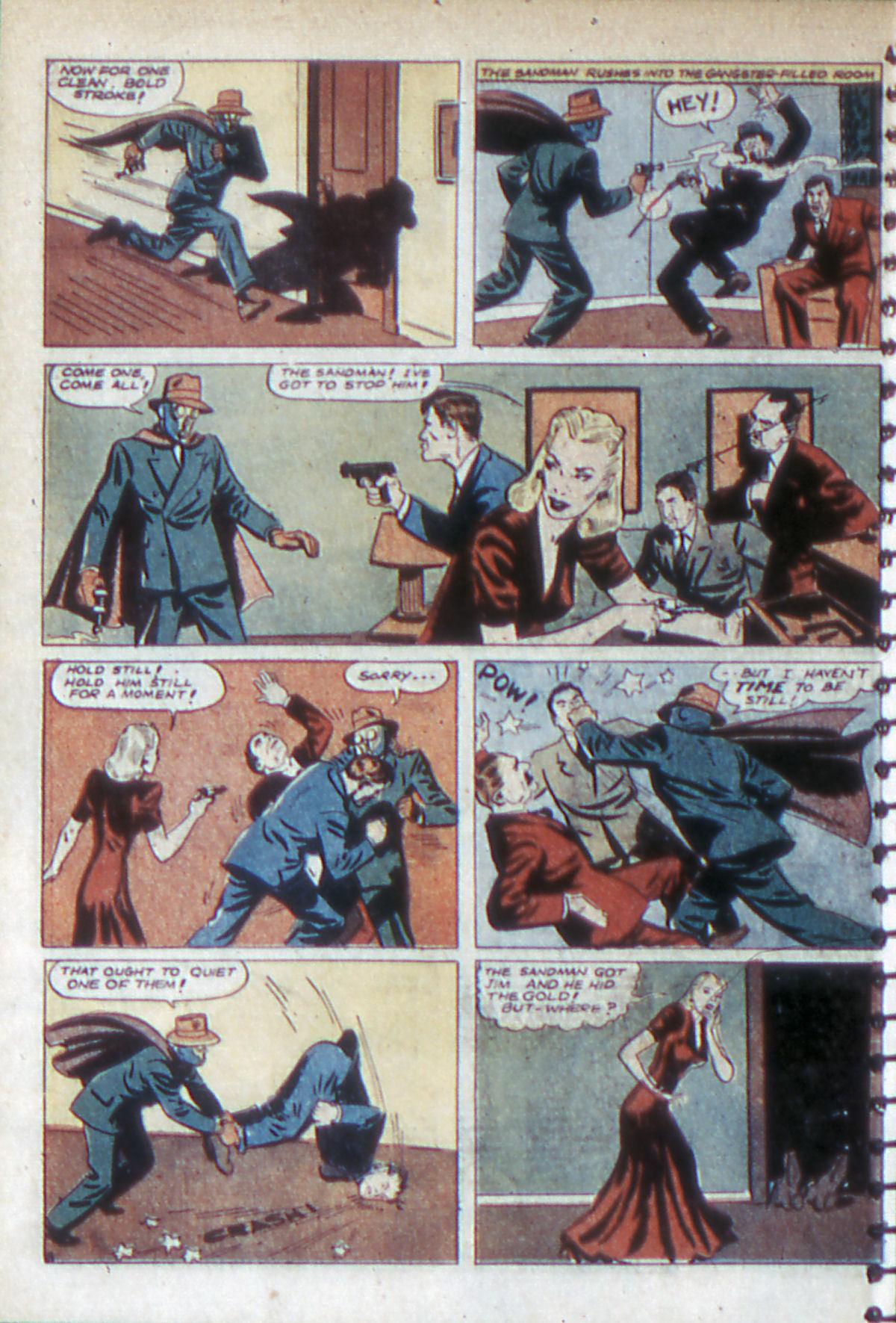 Read online Adventure Comics (1938) comic -  Issue #52 - 11