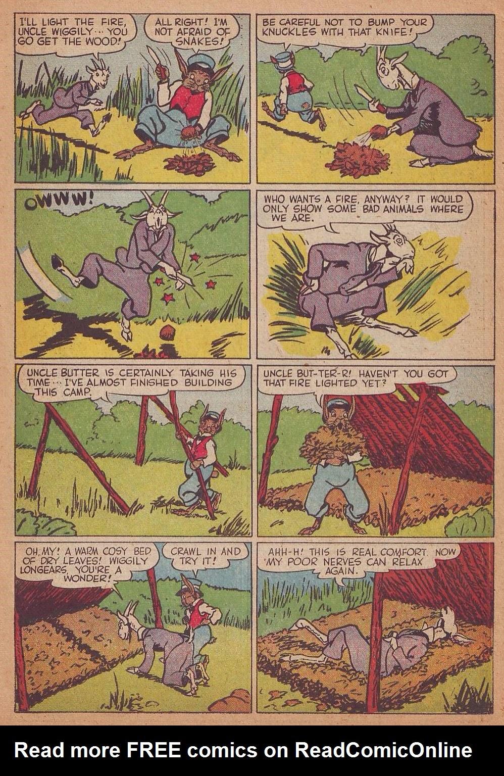 Read online Animal Comics comic -  Issue #16 - 11