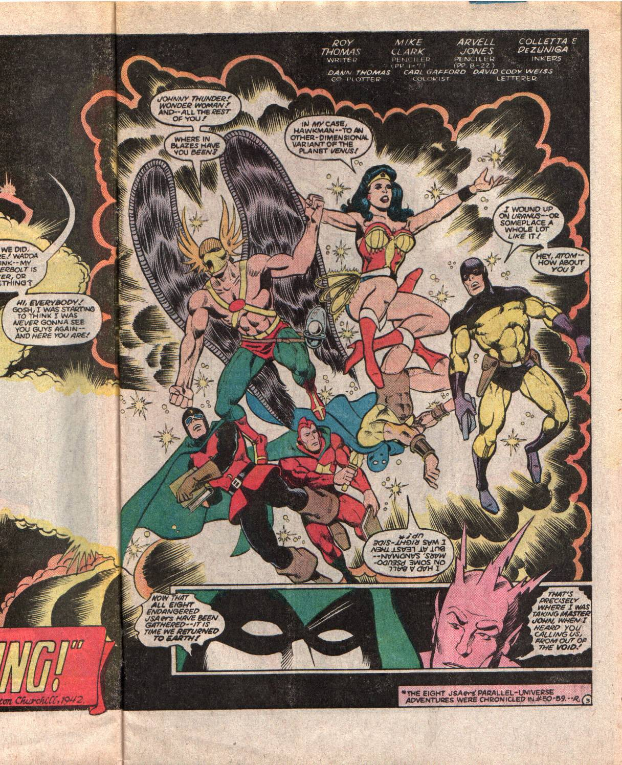 Read online All-Star Squadron comic -  Issue #60 - 5