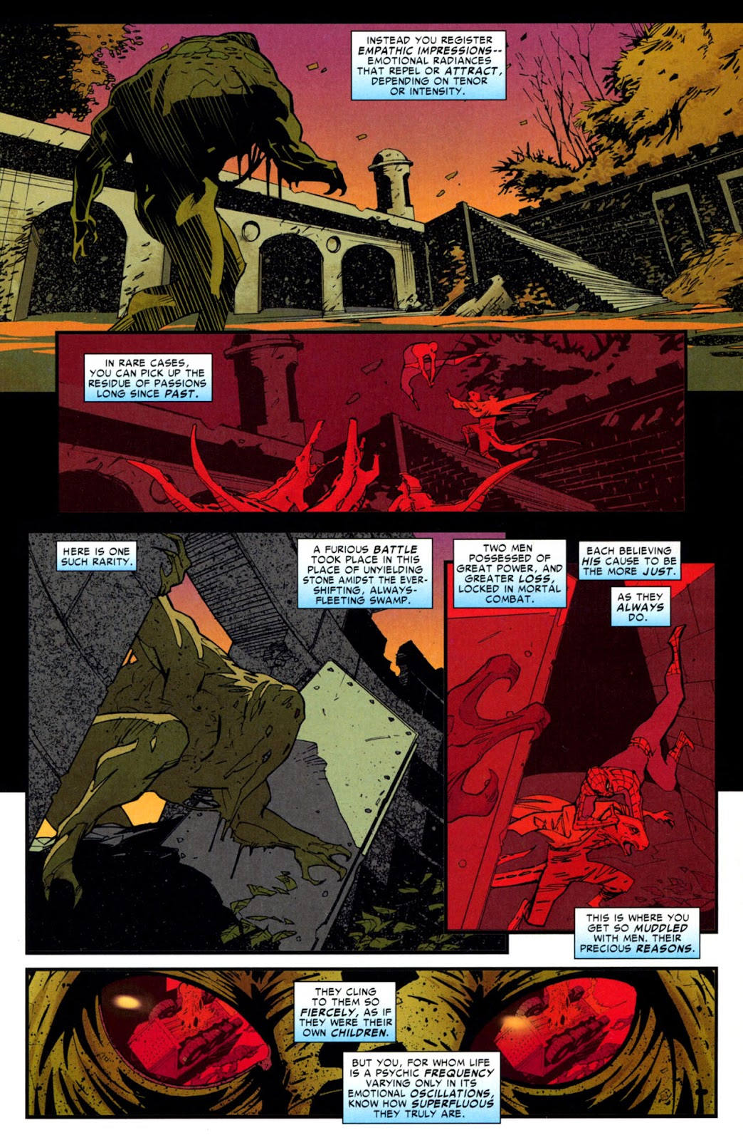 Web of Spider-Man (2009) Issue #6 #6 - English 4