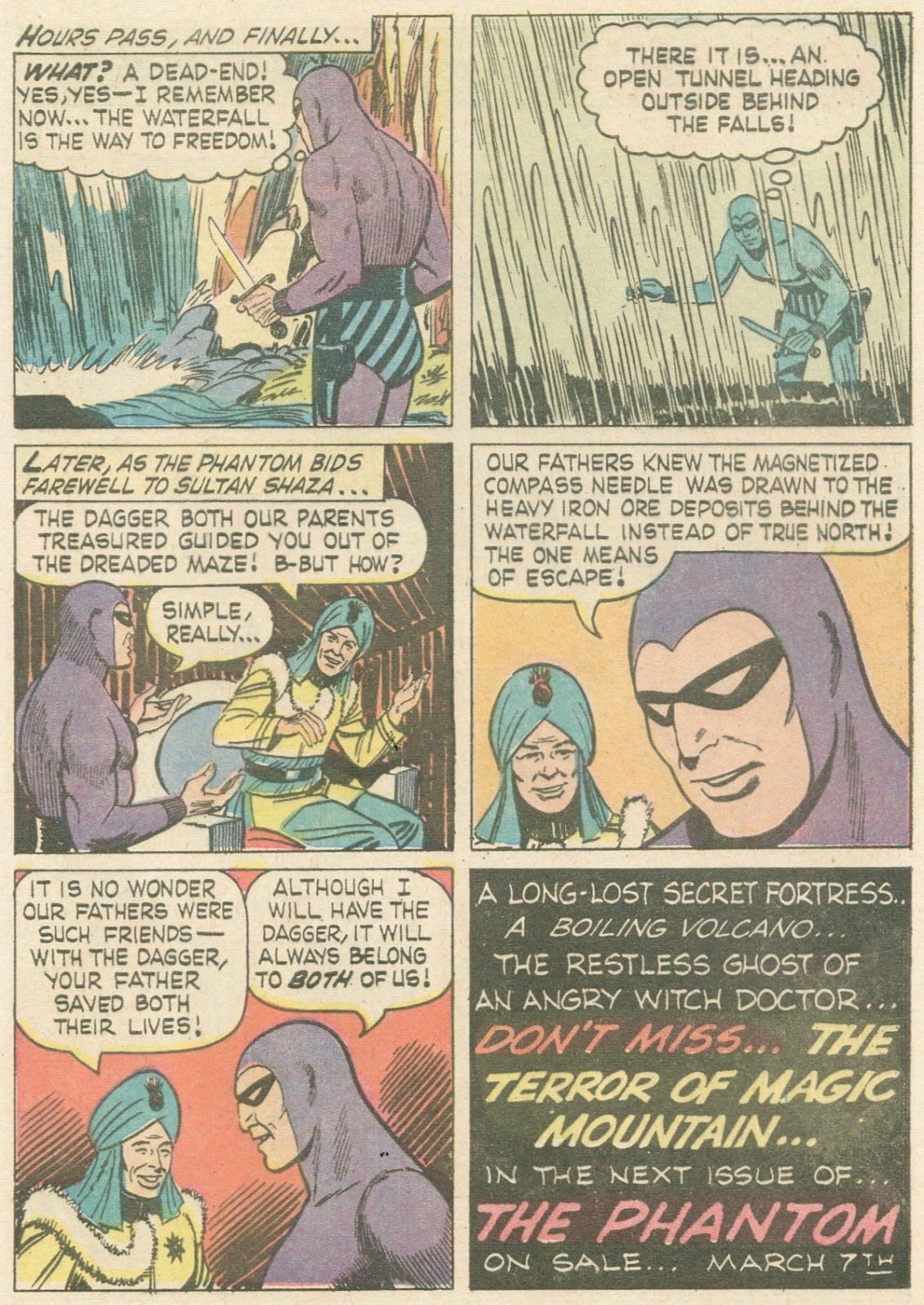 The Phantom (1966) issue 21 - Page 26