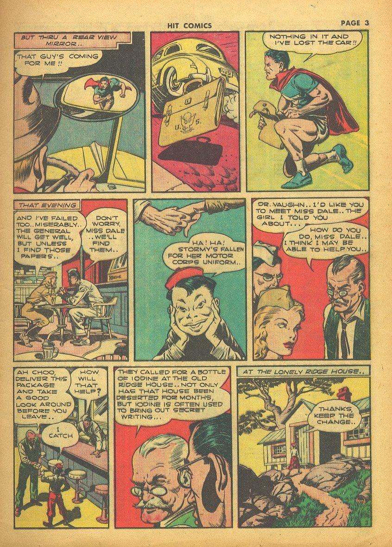 Read online Hit Comics comic -  Issue #24 - 5