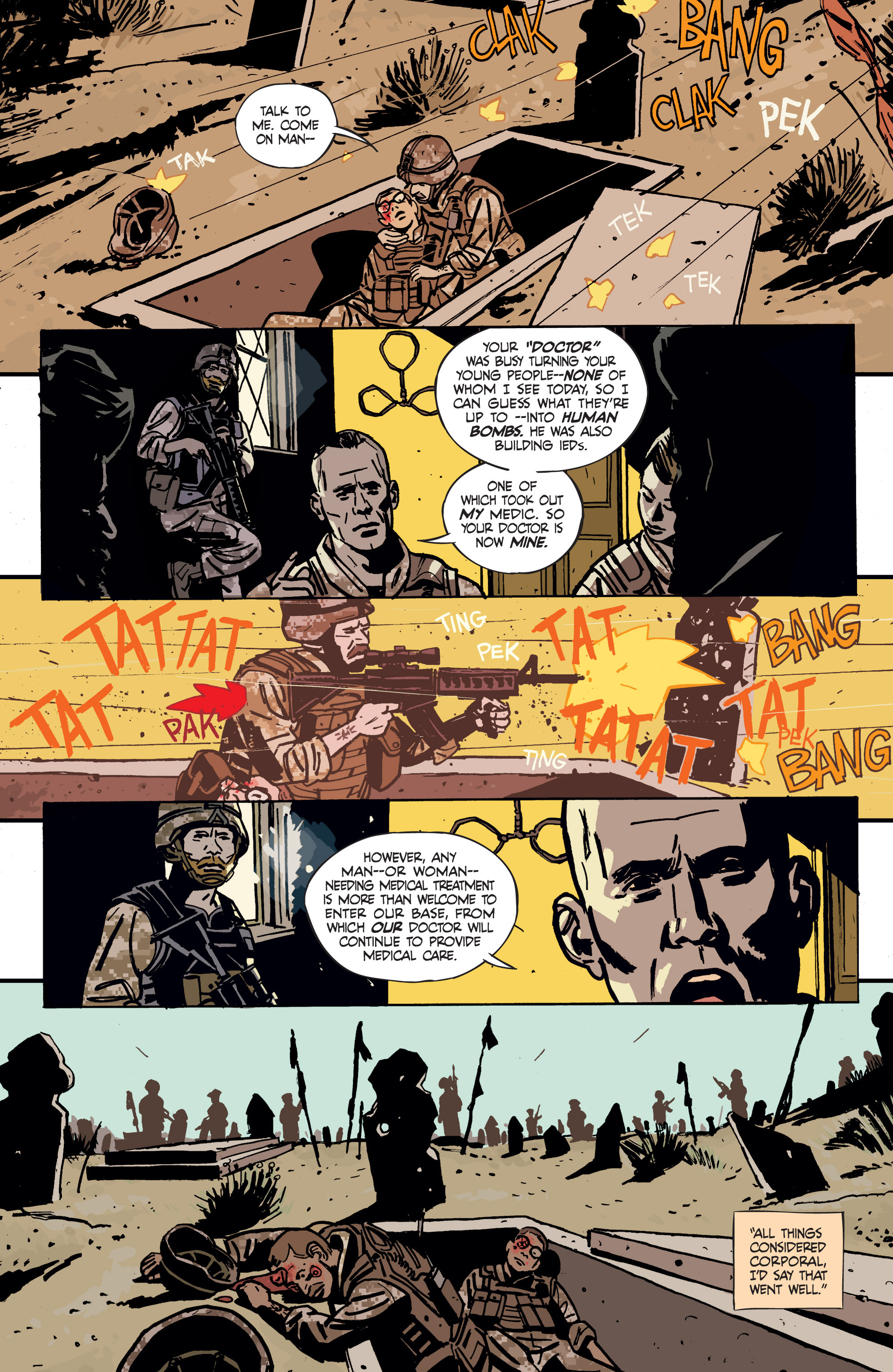 Read online Graveyard of Empires comic -  Issue # TPB - 34