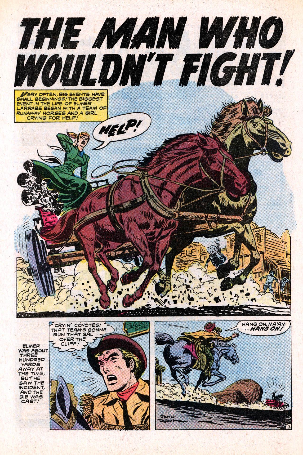 Read online Two-Gun Kid comic -  Issue #98 - 28