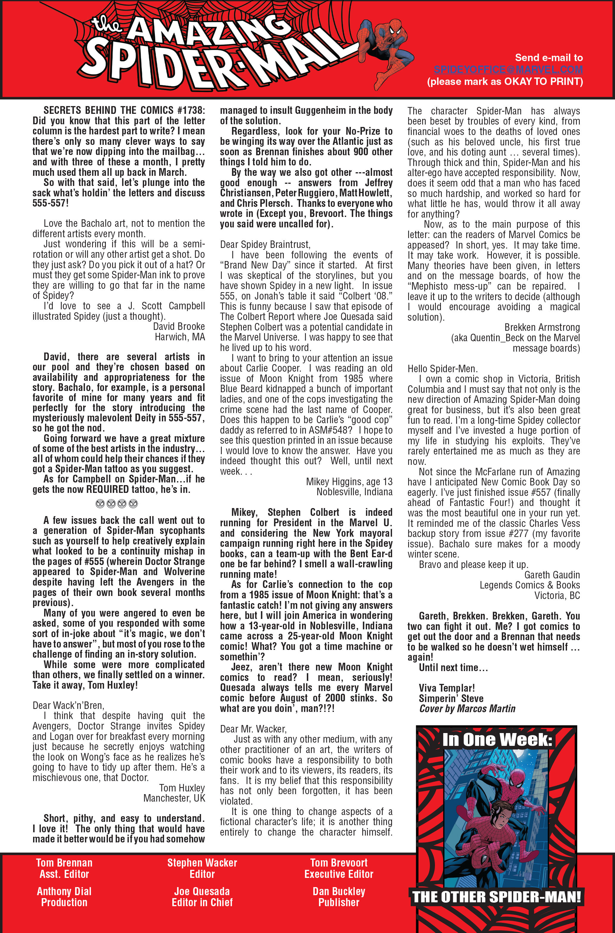 The Amazing Spider-Man (1963) 561 Page 25