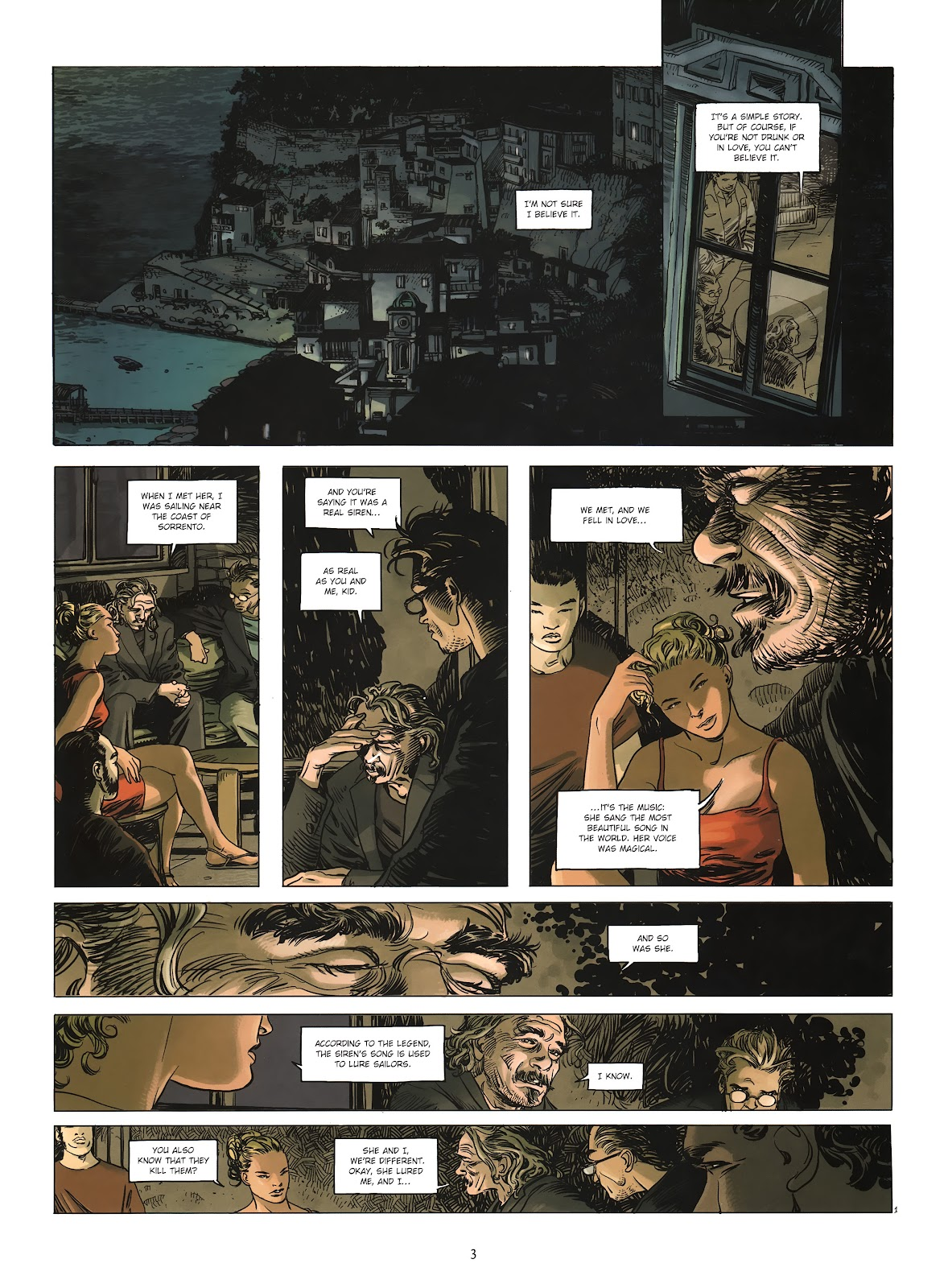 Read online Cutting Edge (2013) comic -  Issue #2 - 4