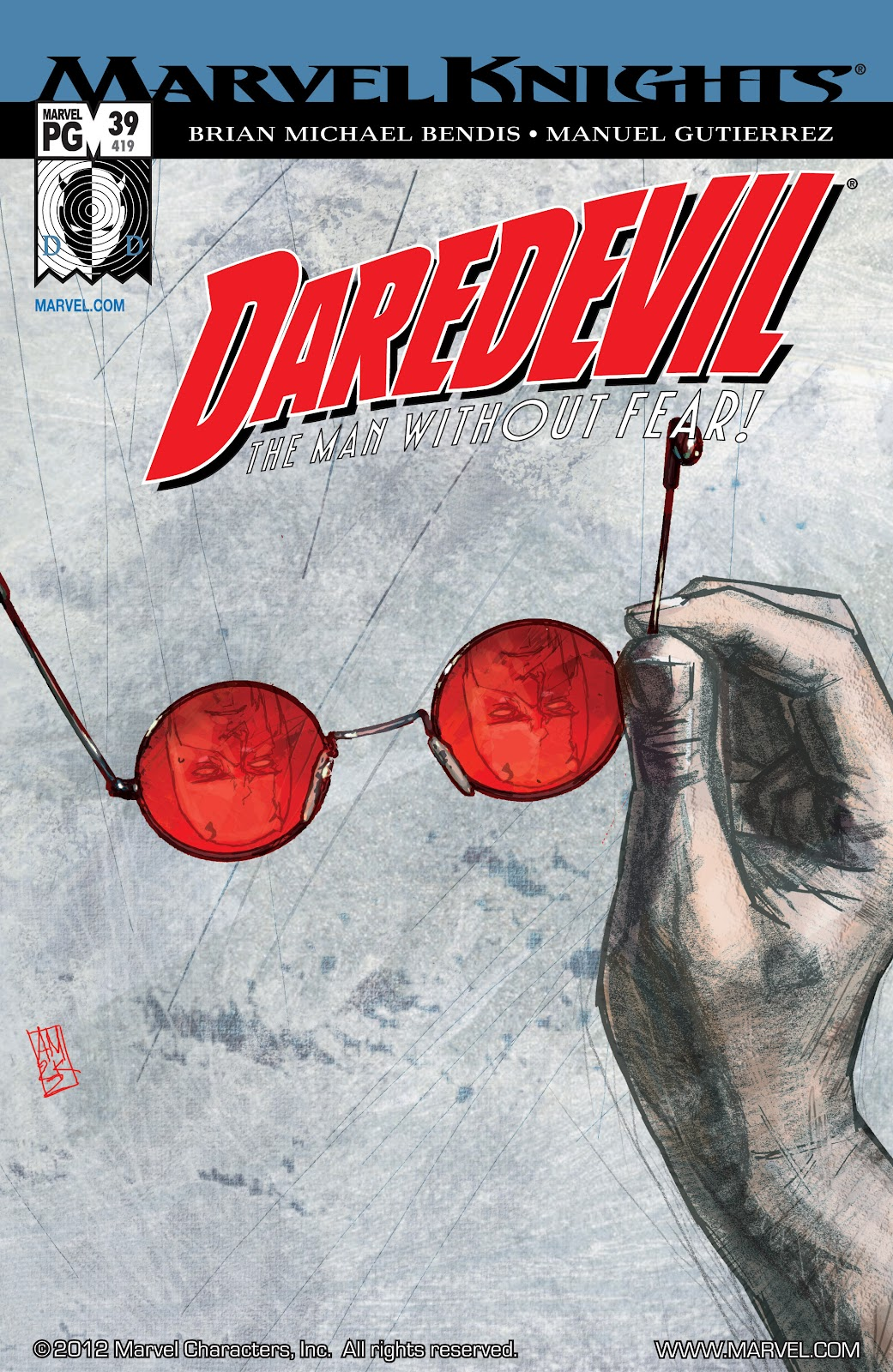 Read online Daredevil (1998) comic -  Issue # _Ultimate_Collection TPB 1 (Part 4) - 66