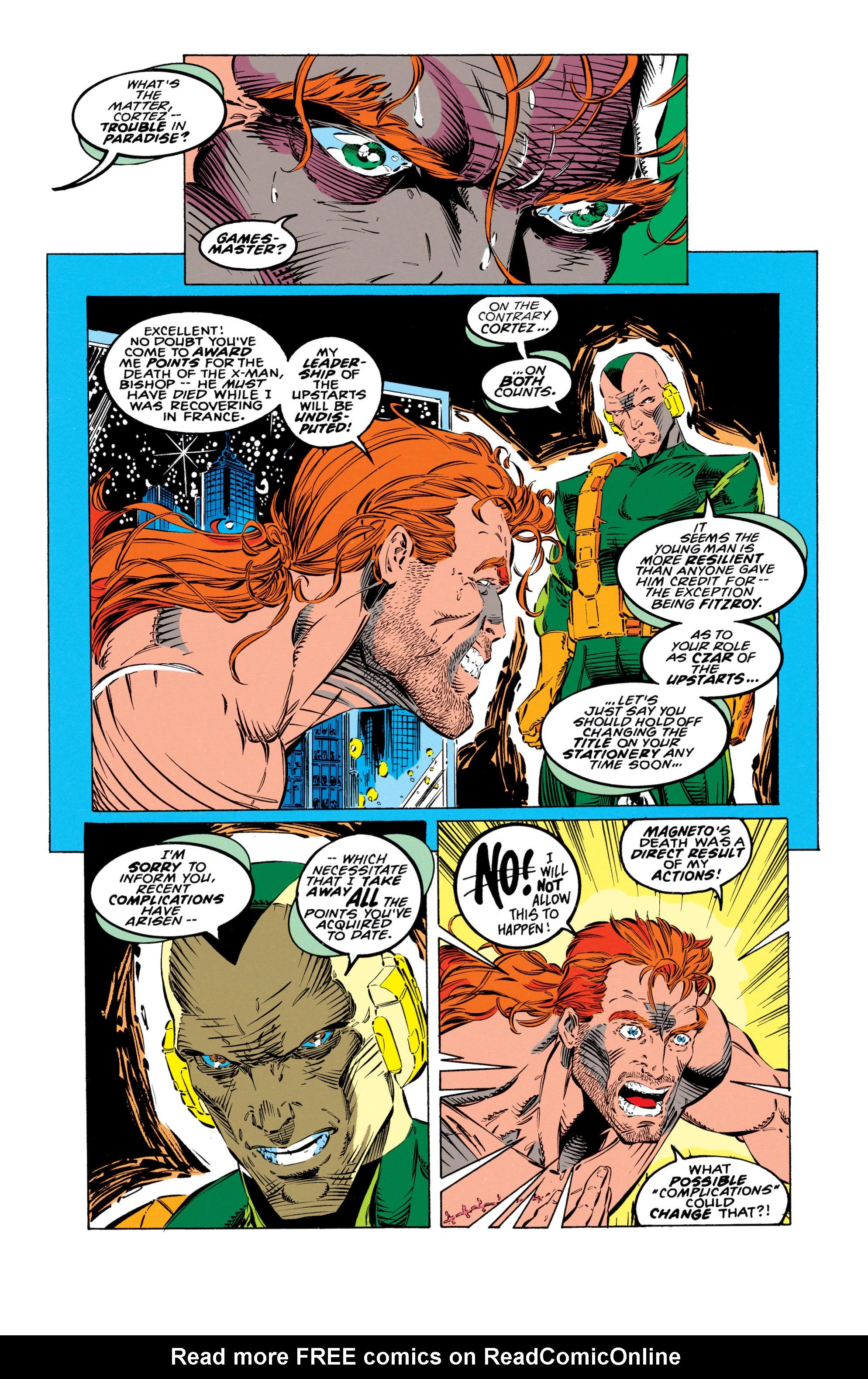 Read online Uncanny X-Men (1963) comic -  Issue #300 - 47