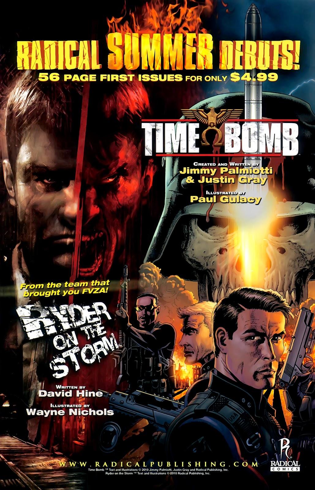 Read online After Dark comic -  Issue #0 - 29