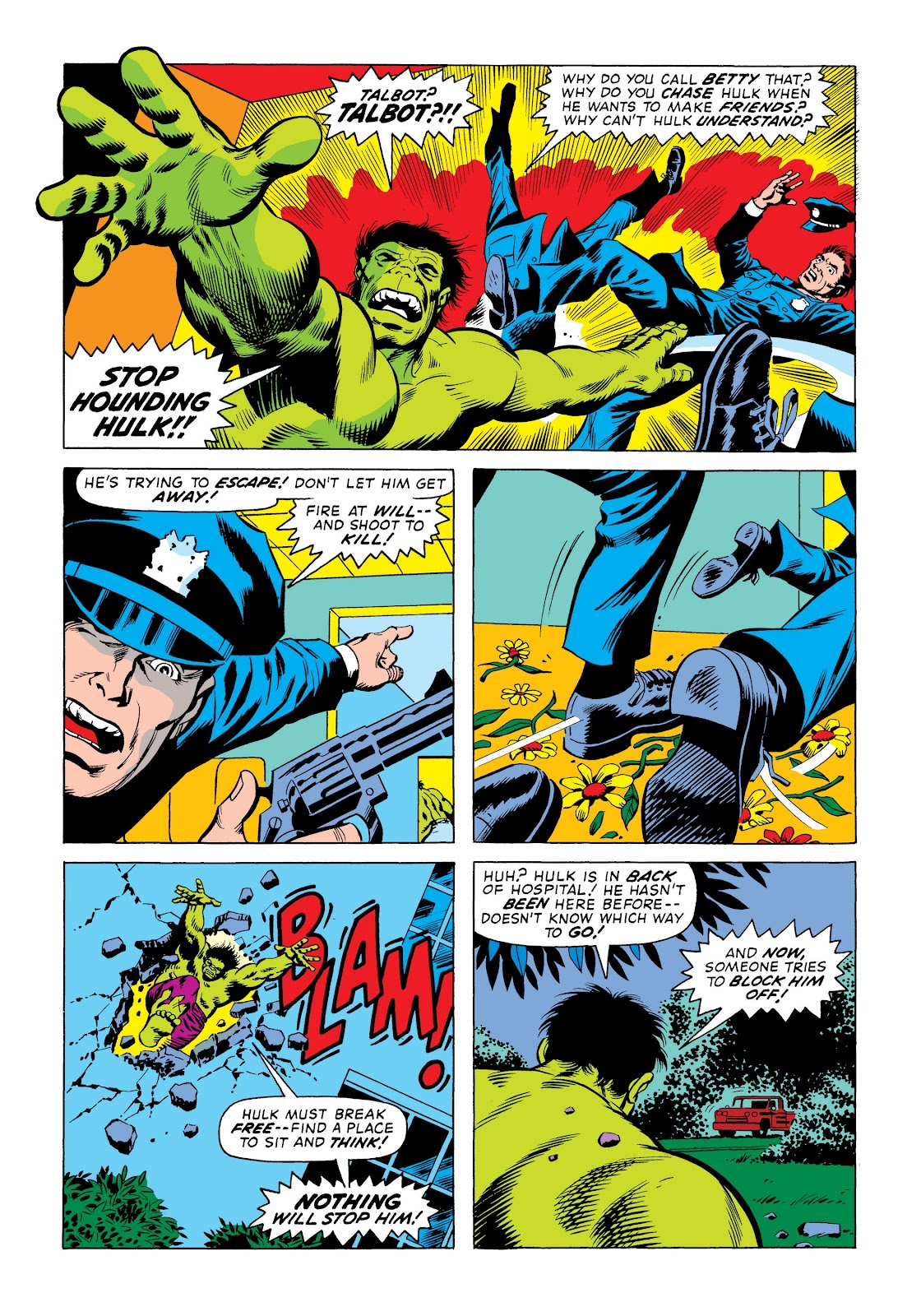 Read online Marvel Masterworks: The Incredible Hulk comic -  Issue # TPB 9 (Part 3) - 41