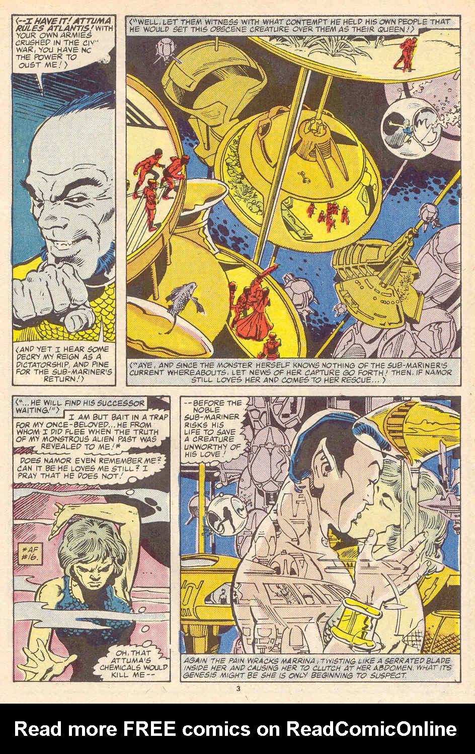 Read online Alpha Flight (1983) comic -  Issue #35 - 4