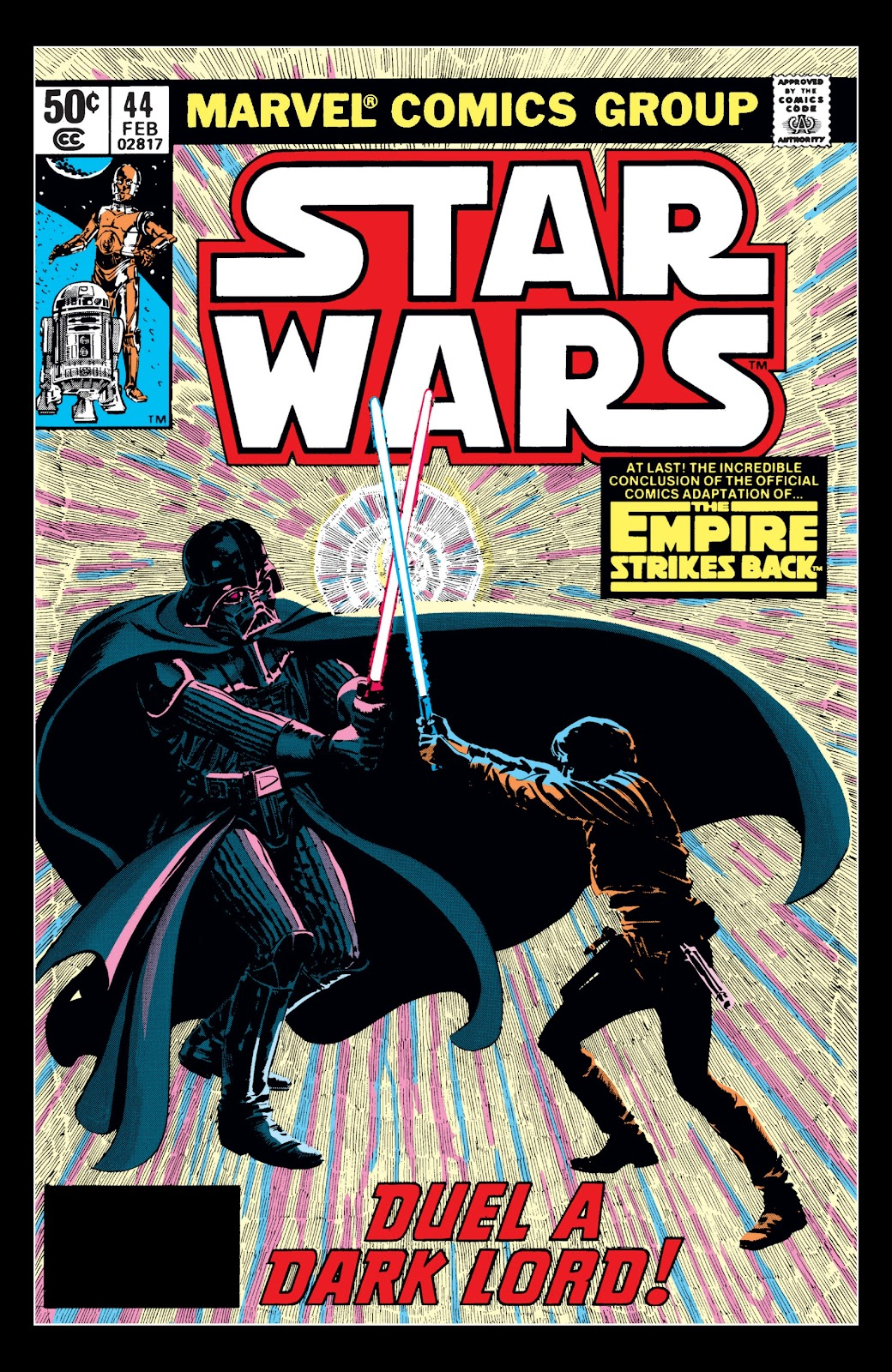 Read online Star Wars Legends: The Original Marvel Years - Epic Collection comic -  Issue # TPB 3 (Part 1) - 96