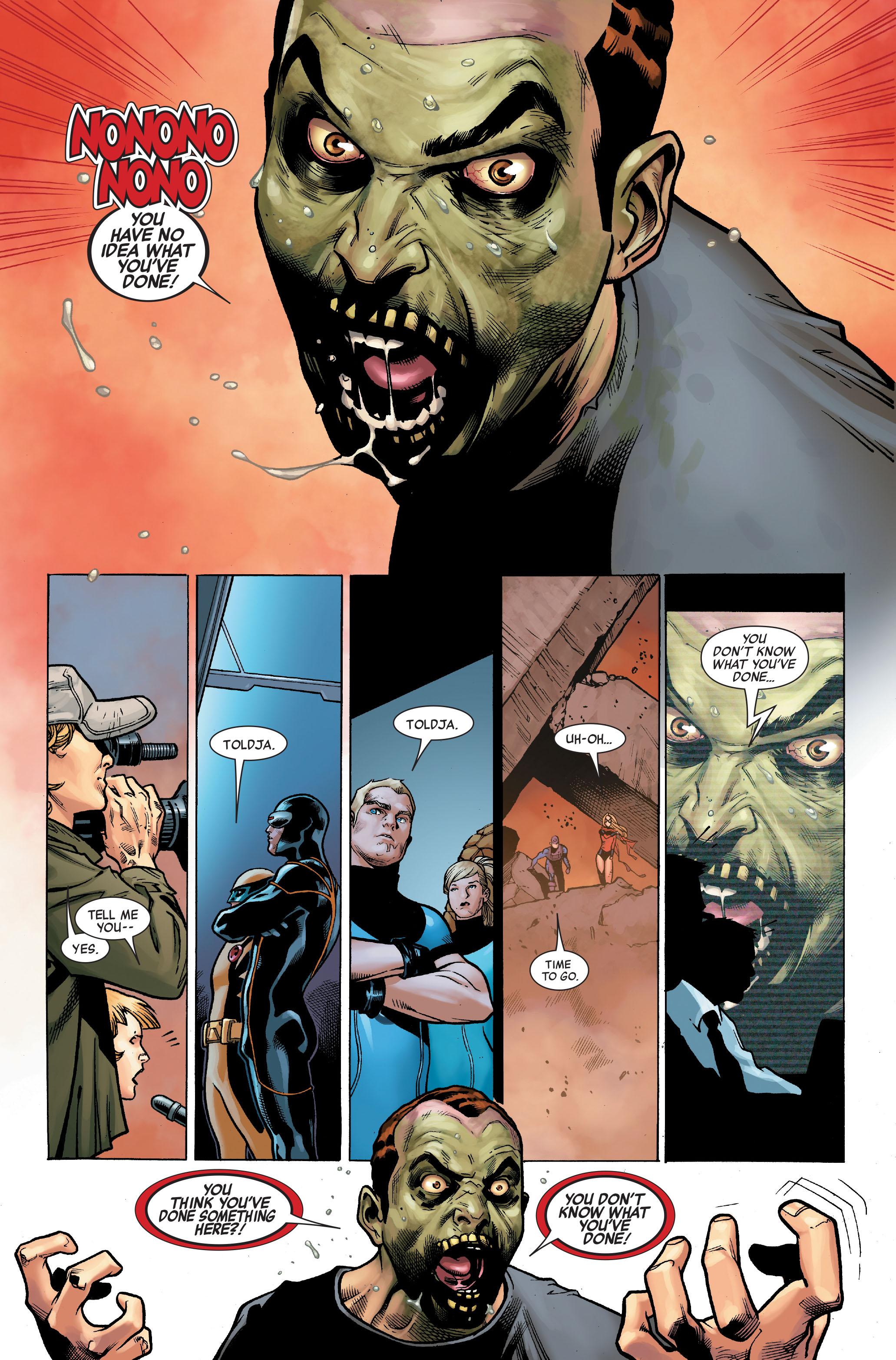 Read online Siege (2010) comic -  Issue #3 - 20