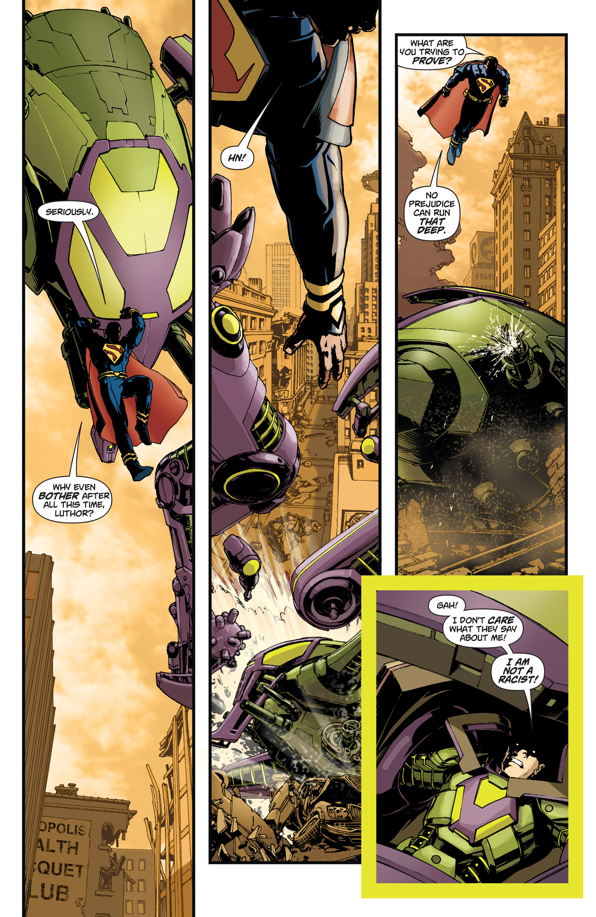 Read online Action Comics (2011) comic -  Issue #9 - 5