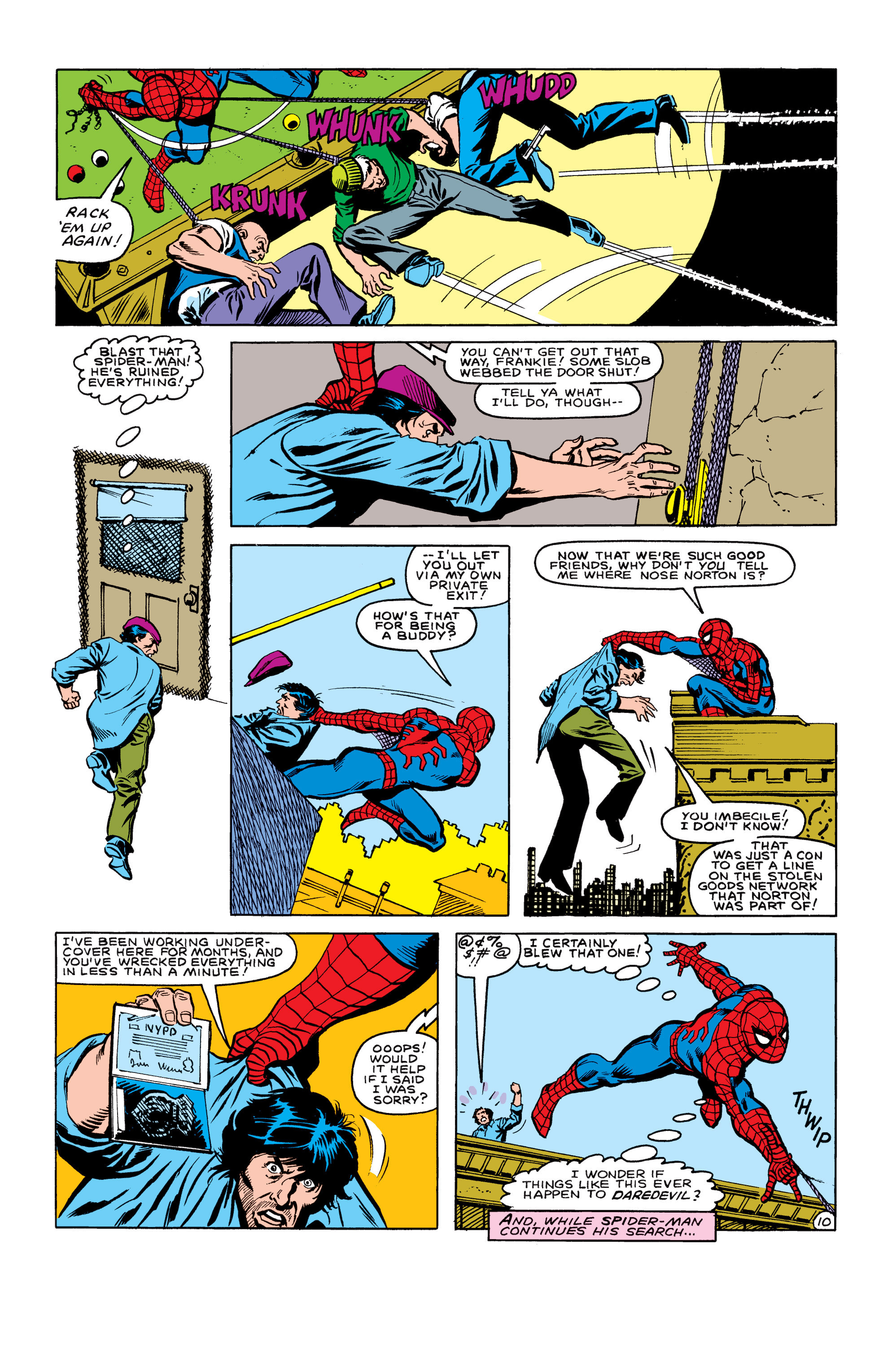 The Amazing Spider-Man (1963) 233 Page 10