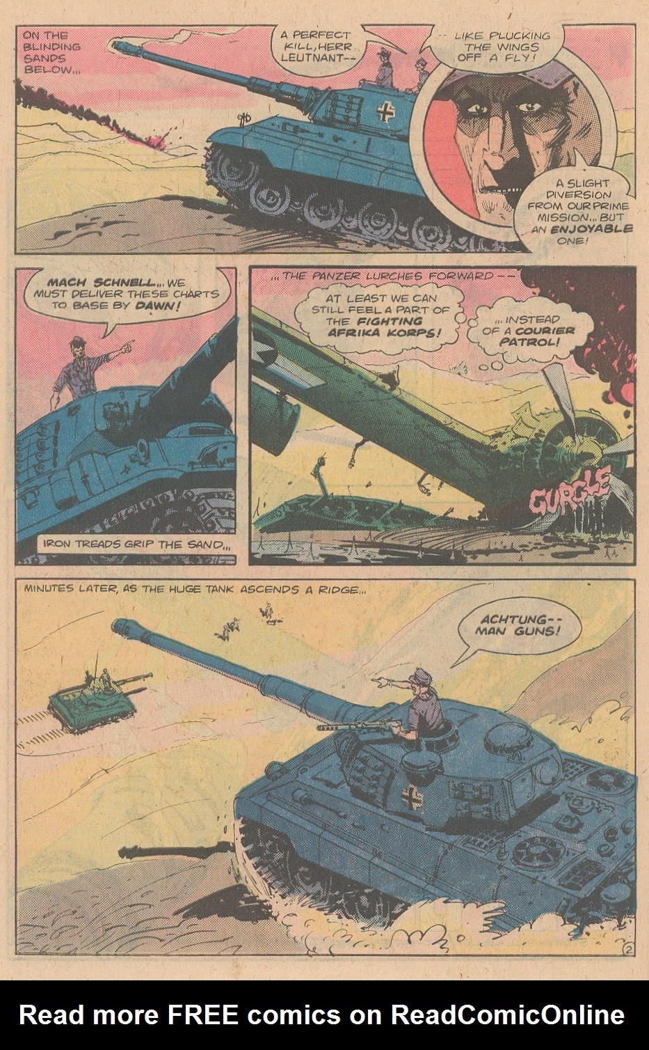 Read online Sgt. Rock comic -  Issue #346 - 24