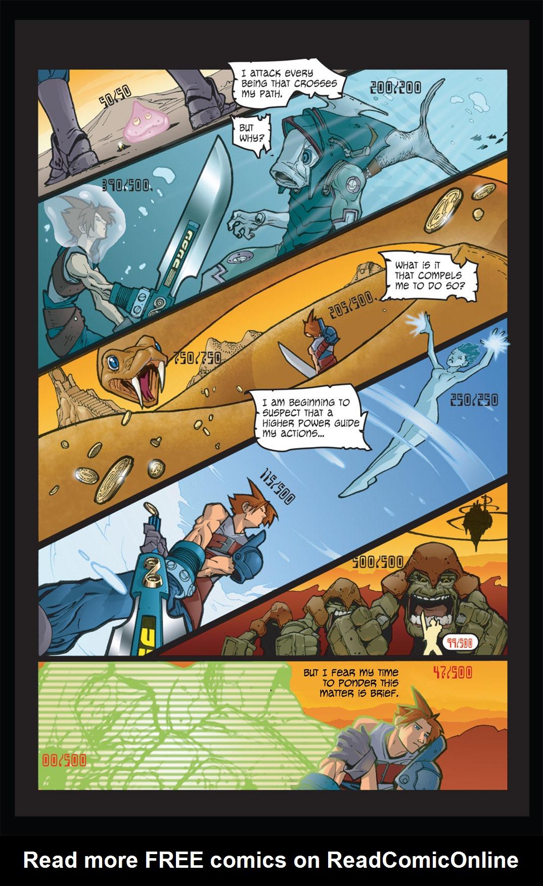 Read online Nightmare World comic -  Issue # Vol. 1 Thirteen Tales of Terror - 85
