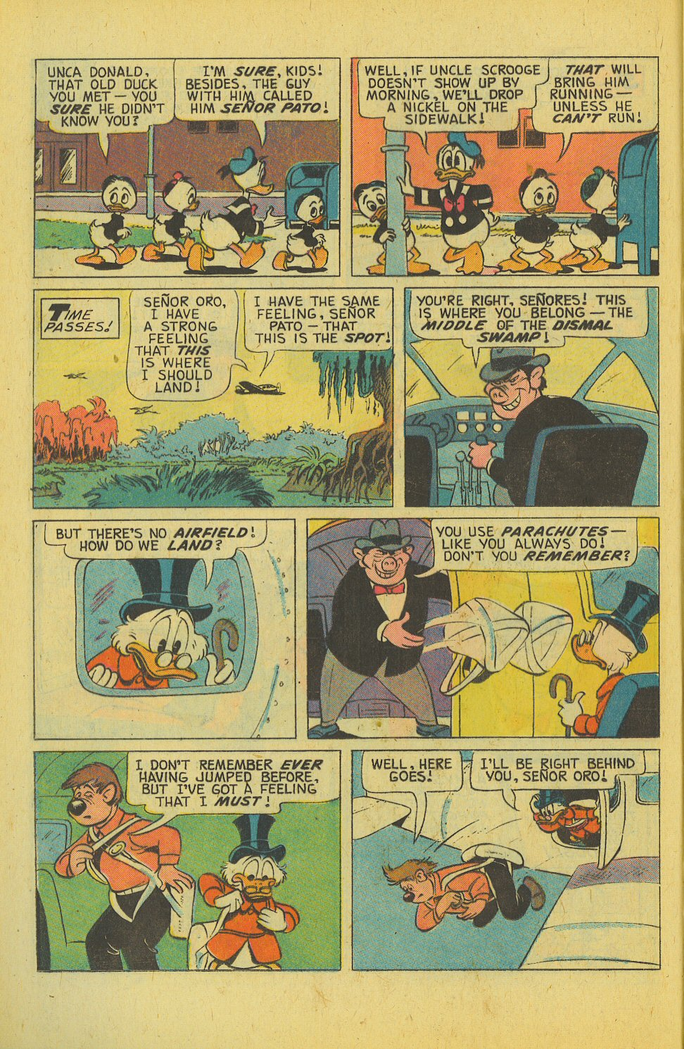 Read online Uncle Scrooge (1953) comic -  Issue #123 - 12
