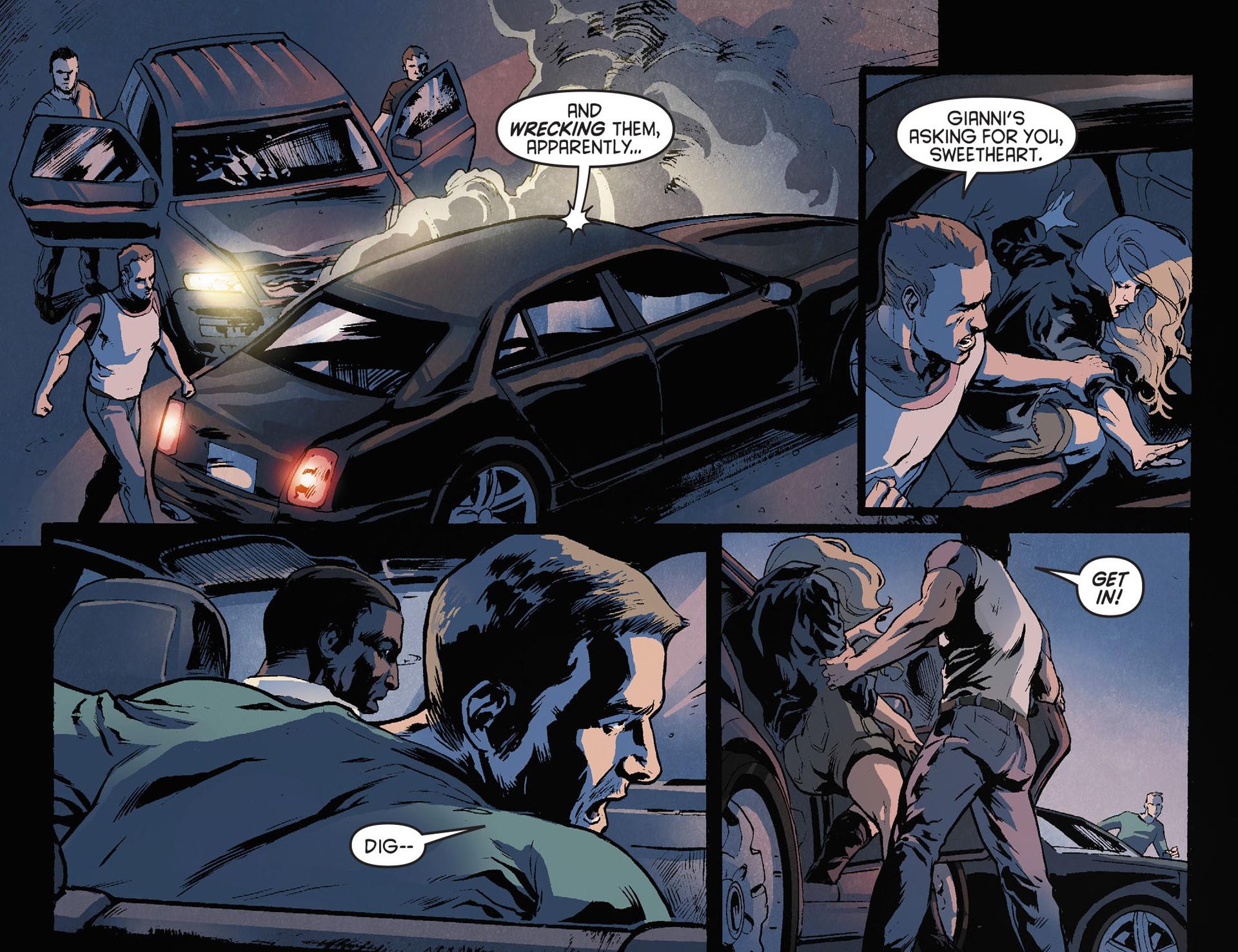 Read online Arrow [II] comic -  Issue #21 - 15