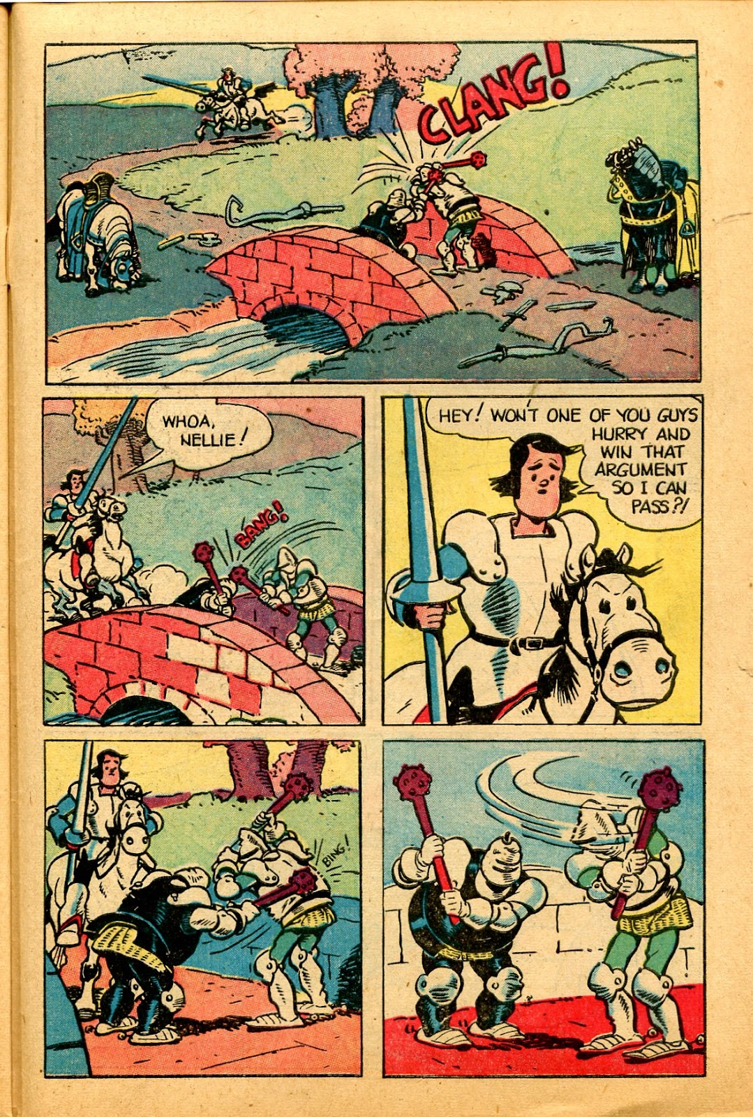 Read online Famous Funnies comic -  Issue #159 - 45