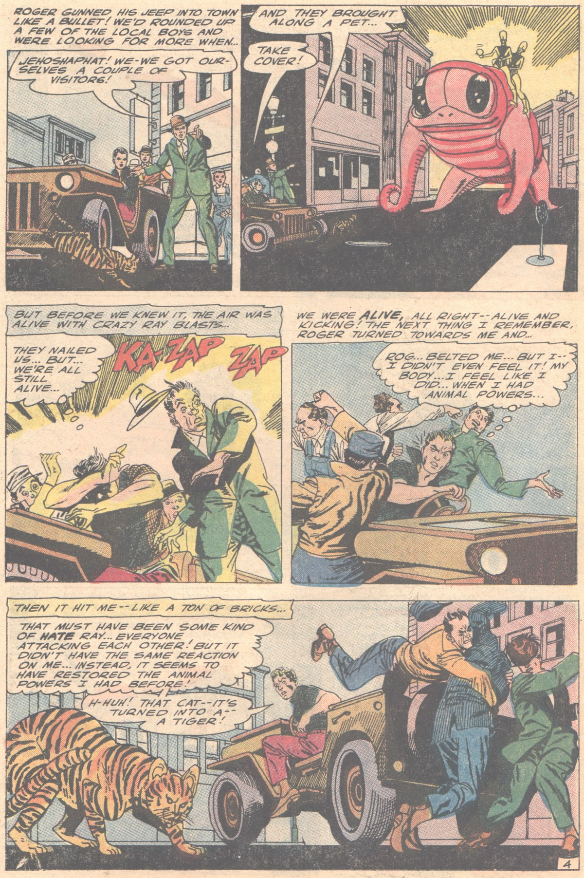 Read online Adventure Comics (1938) comic -  Issue #414 - 24