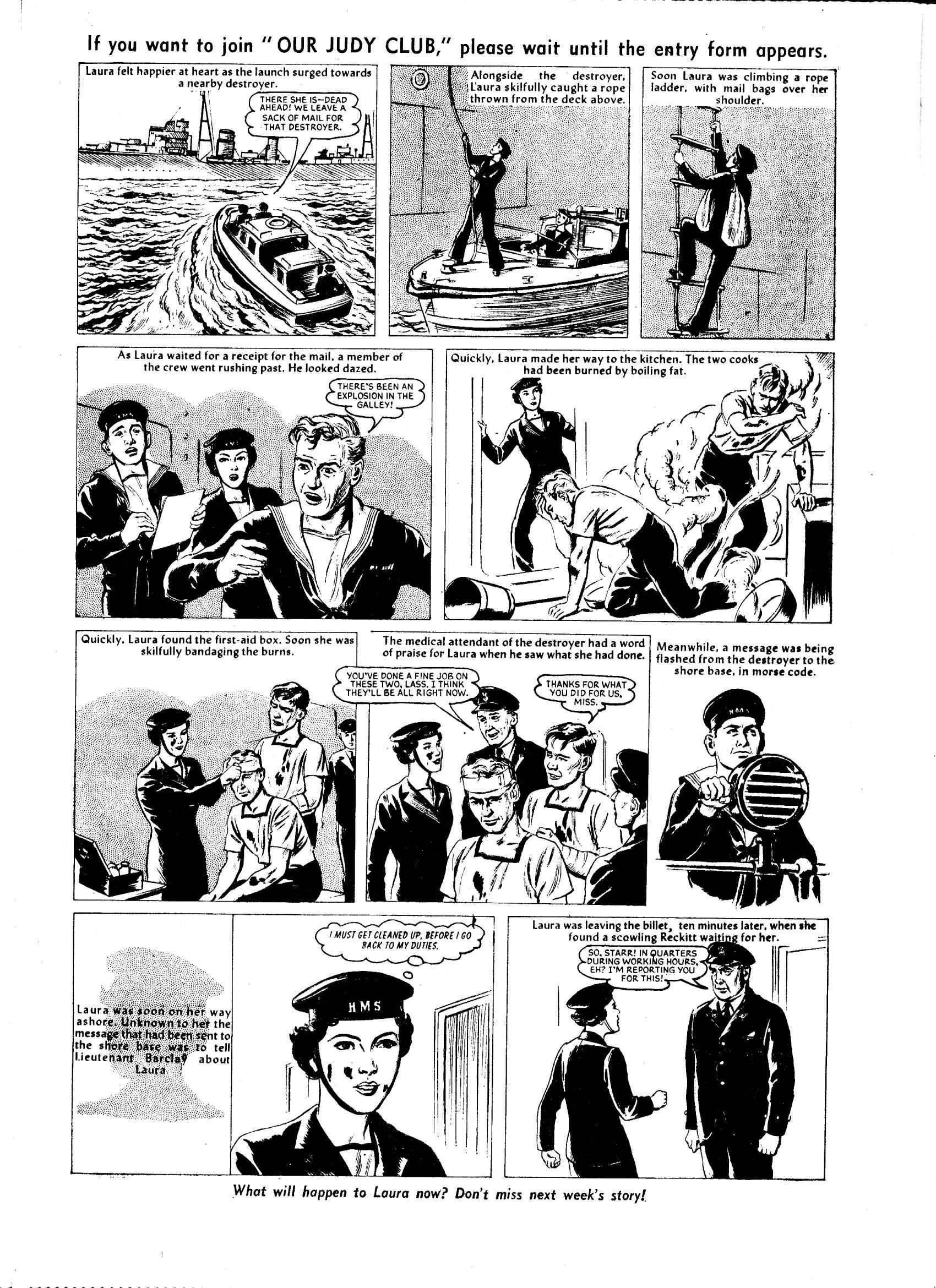 Read online Judy comic -  Issue #60 - 7