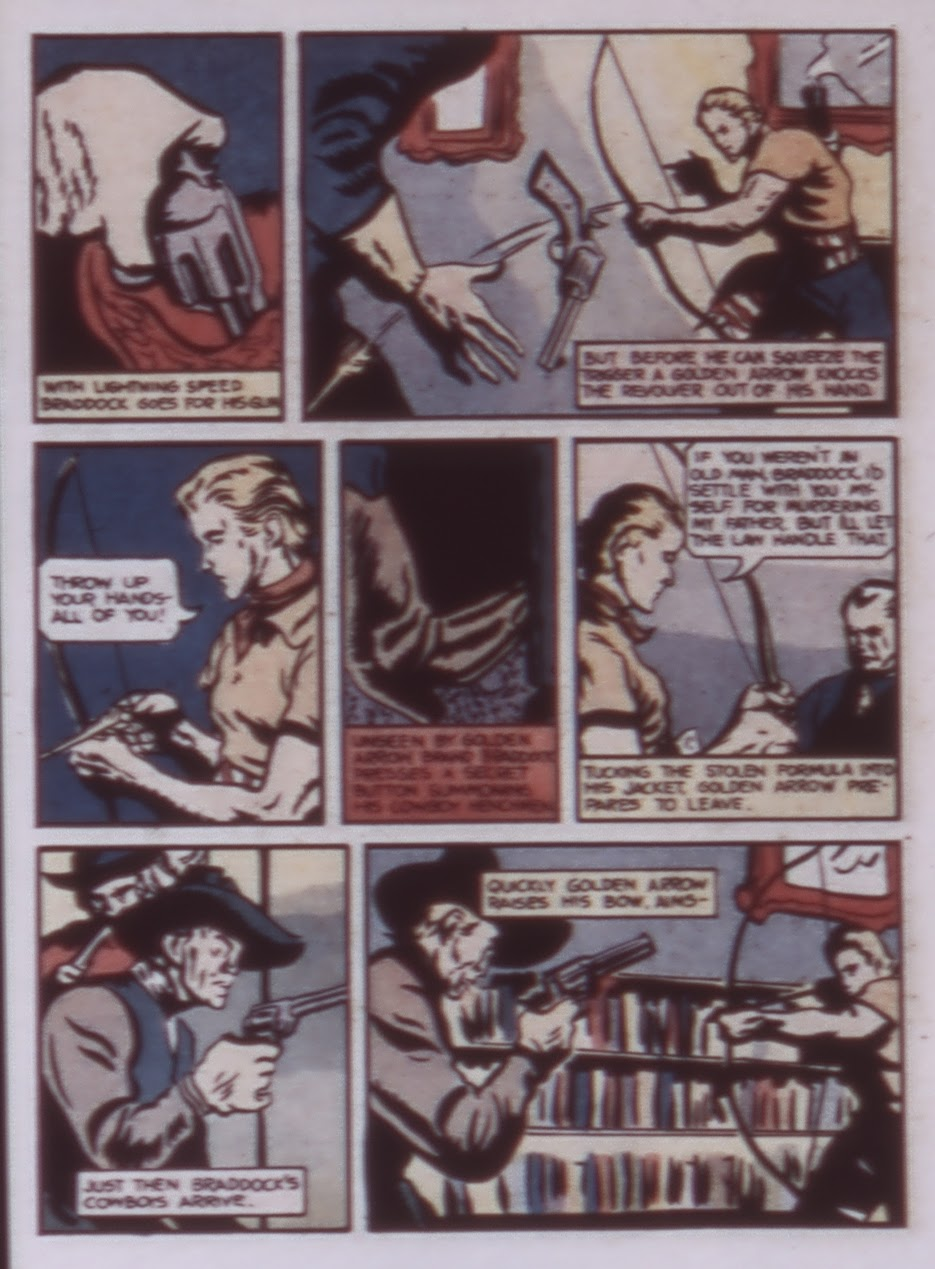 Read online WHIZ Comics comic -  Issue #1 - 32
