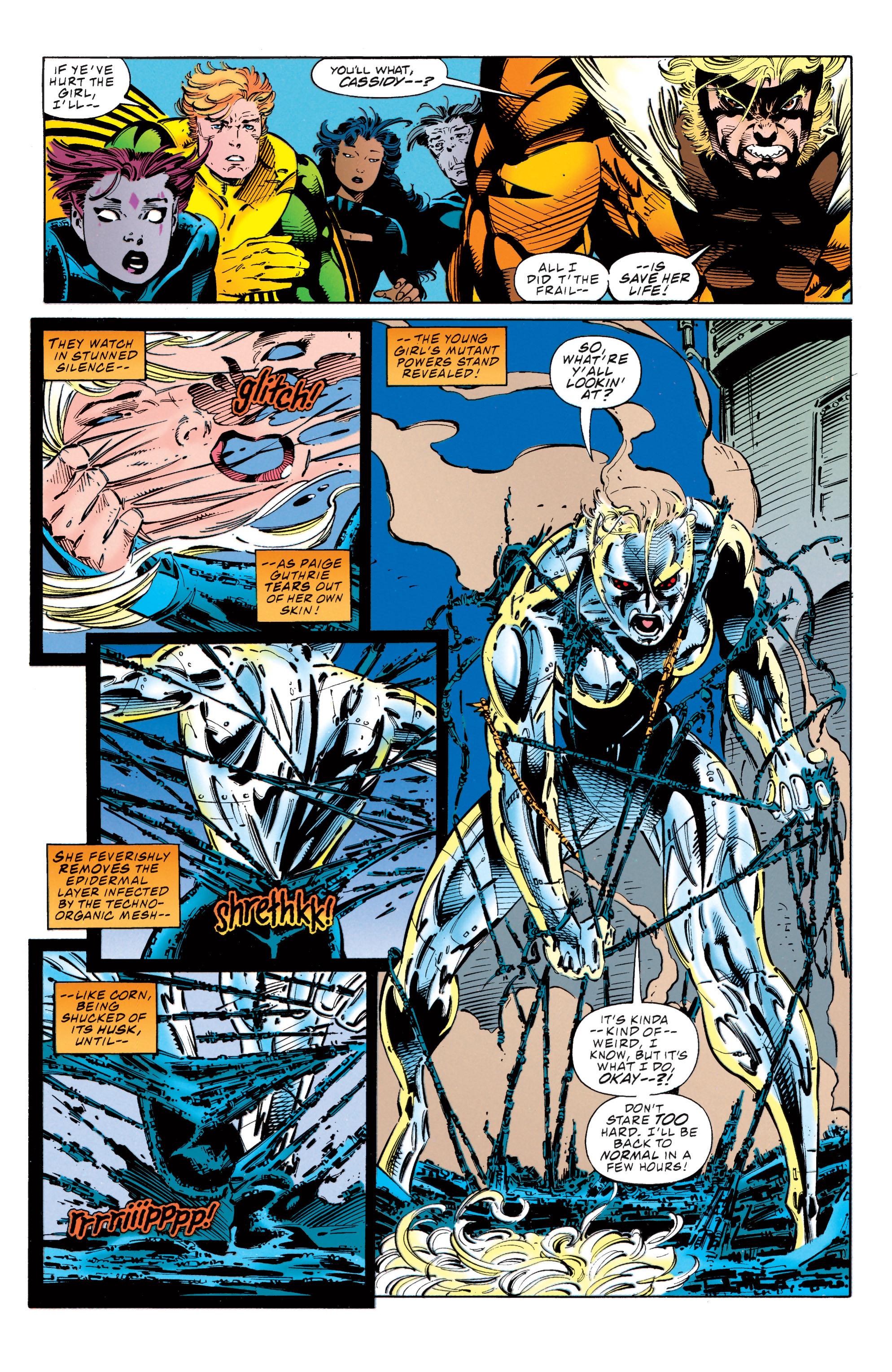 X-Men (1991) 37 Page 14