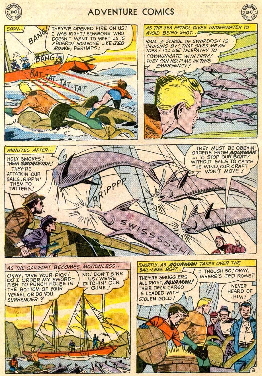 Read online Adventure Comics (1938) comic -  Issue #282 - 21