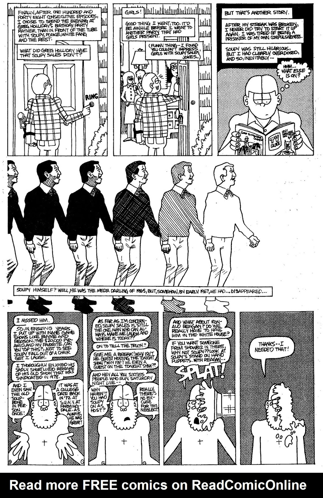 Read online The Nearly Complete Essential Hembeck Archives Omnibus comic -  Issue # TPB (Part 4) - 5