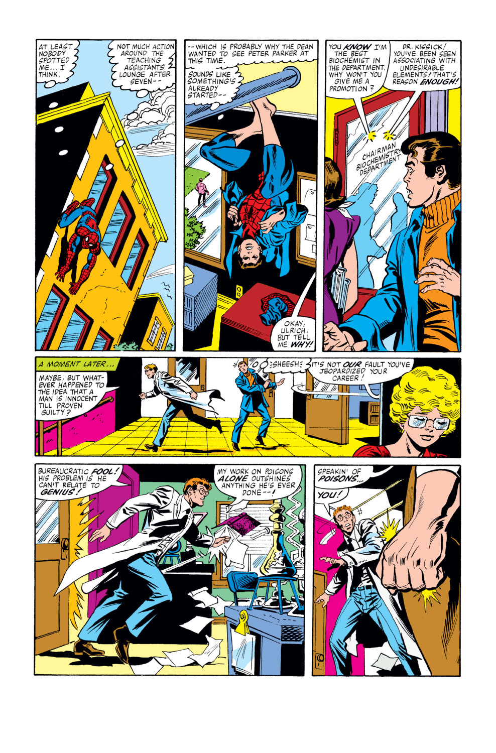 The Amazing Spider-Man (1963) 221 Page 2