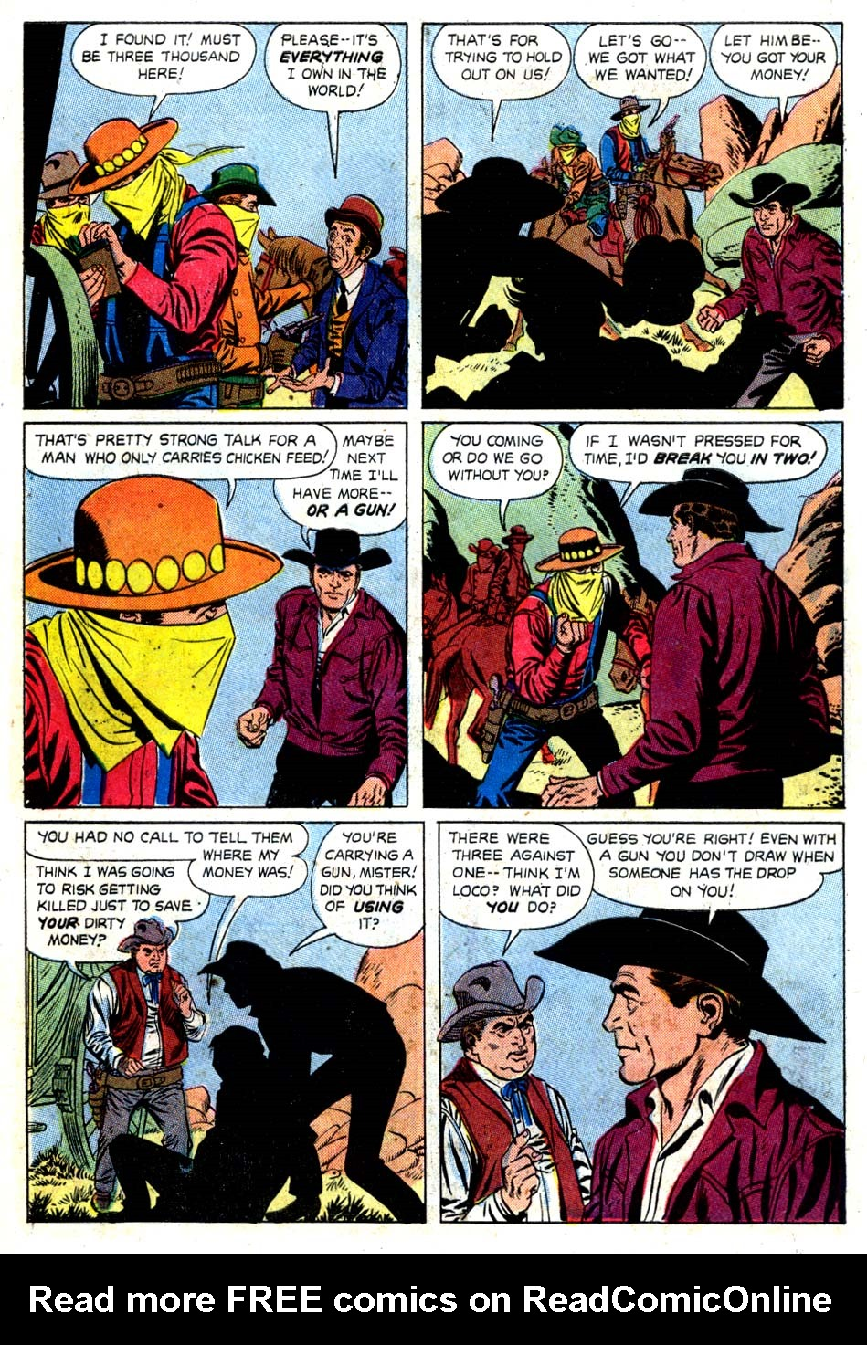 Four Color Comics issue 876 - Page 7