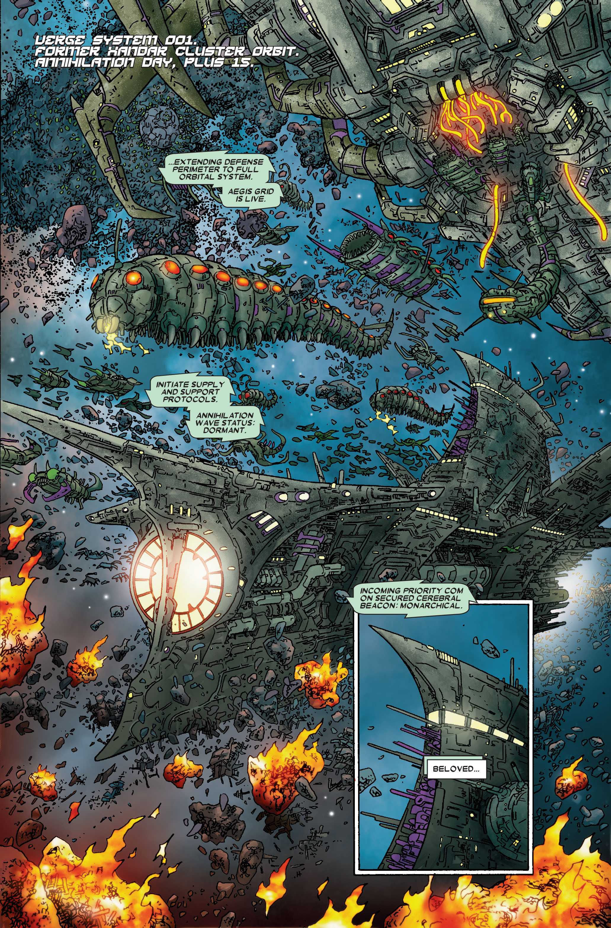 Read online Annihilation: Prologue comic -  Issue #Annihilation: Prologue Full - 39