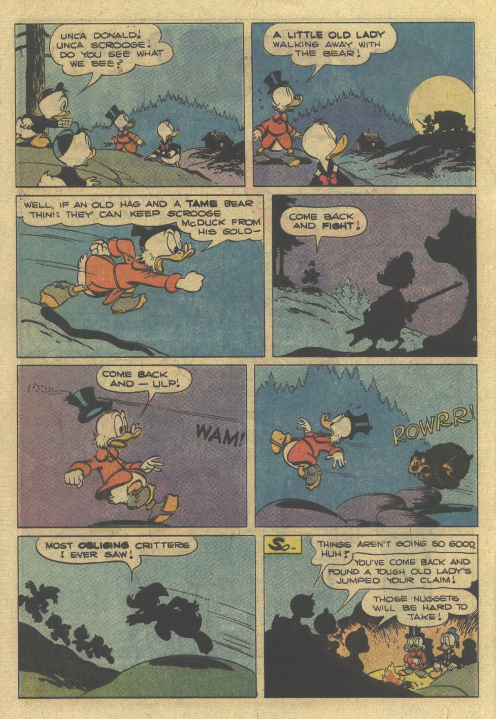 Read online Uncle Scrooge (1953) comic -  Issue #142 - 20