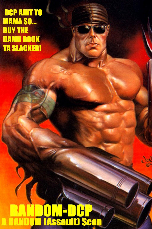 Read online ShadowHawk (2005) comic -  Issue #11 - 32