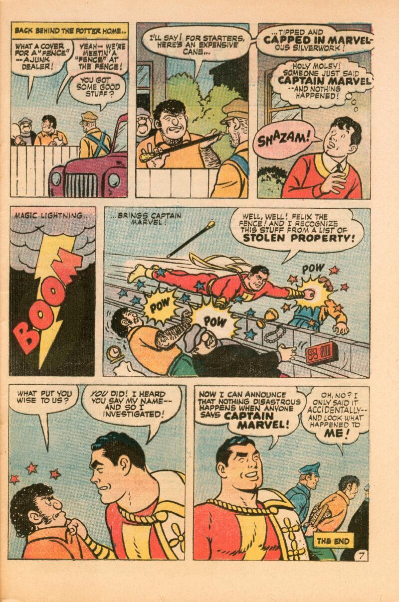 Read online Shazam! (1973) comic -  Issue #7 - 16