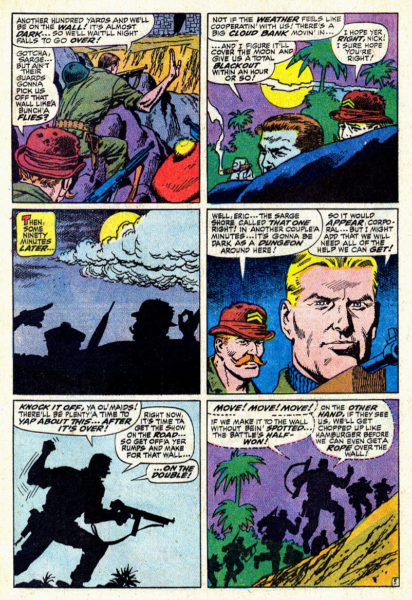 Read online Sgt. Fury comic -  Issue #64 - 8