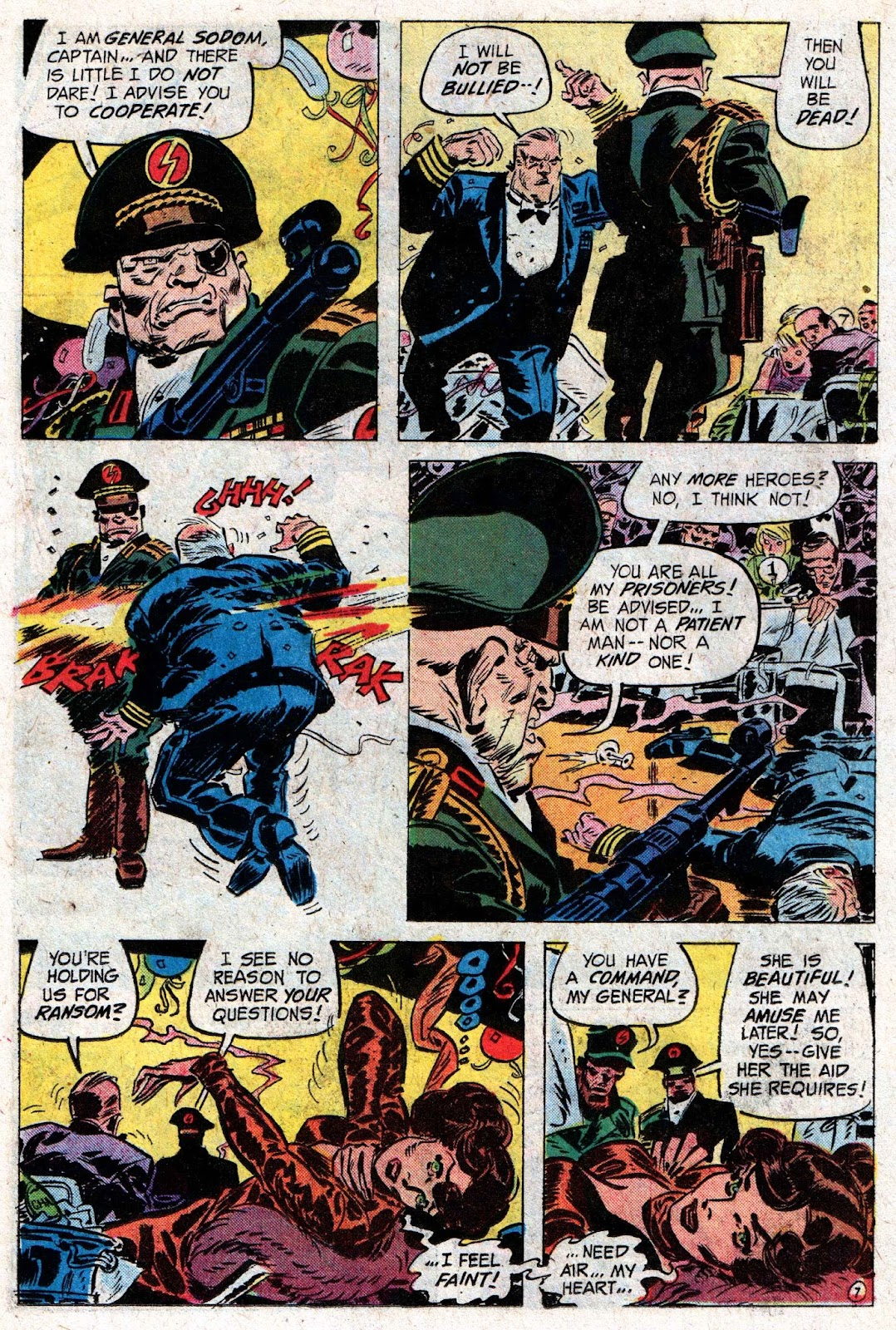 The Shadow (1973) issue 5 - Page 11