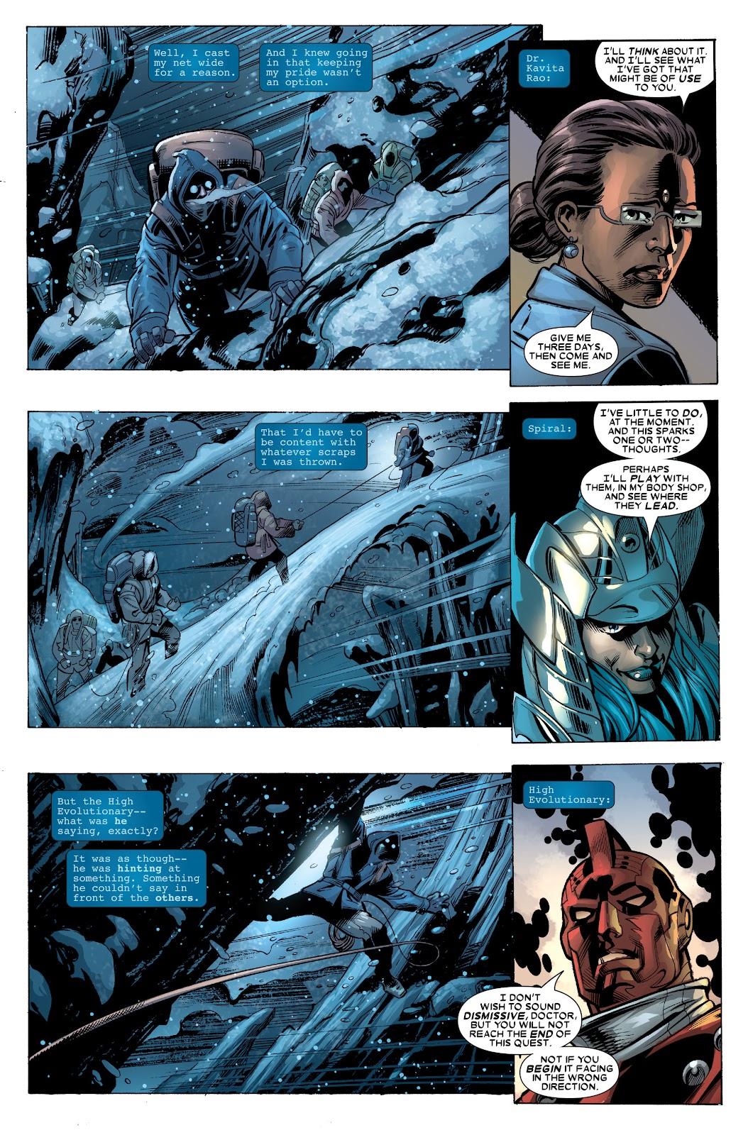 Uncanny X-Men (1963) issue 488 - Page 29
