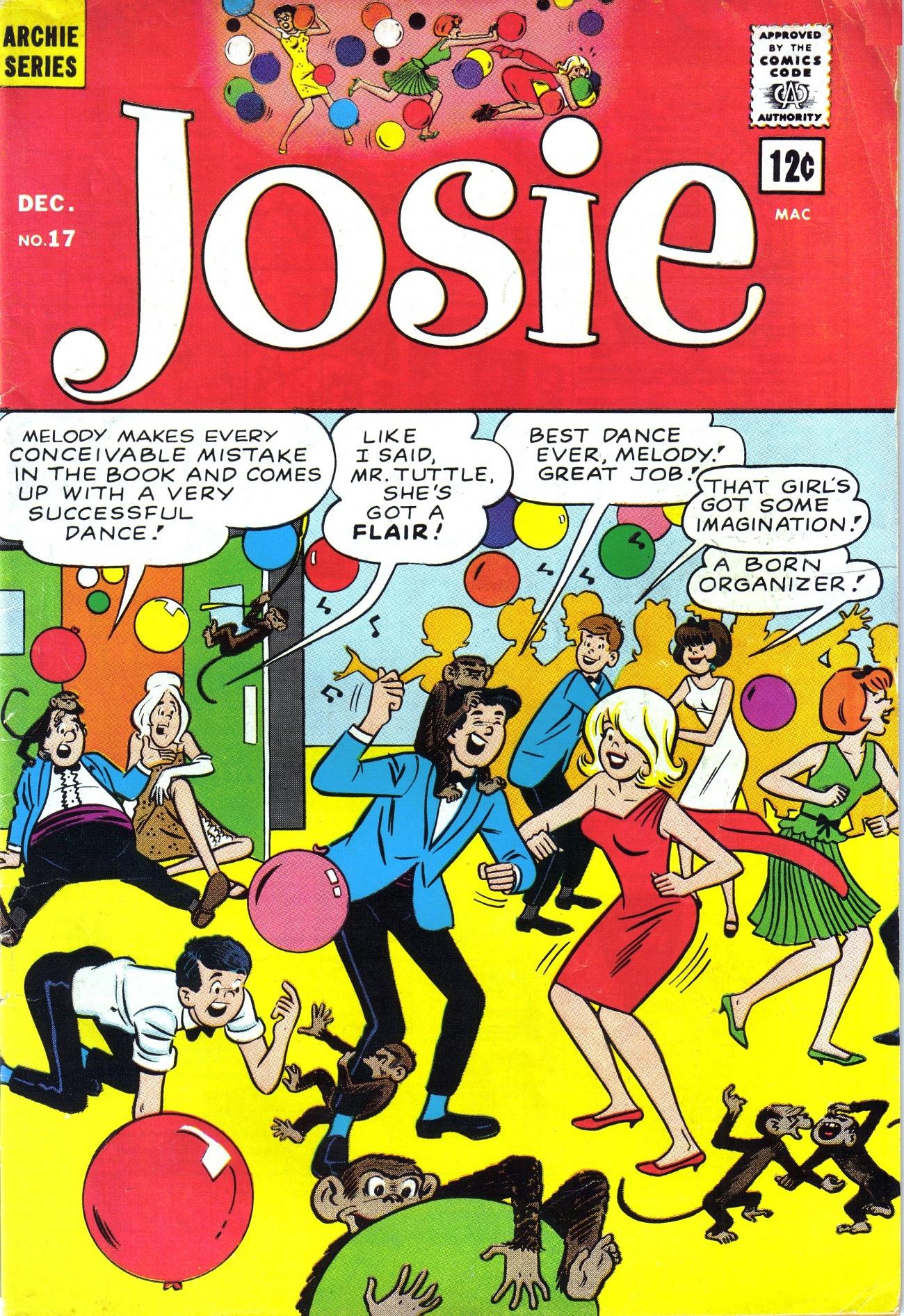 Read online She's Josie comic -  Issue #17 - 1