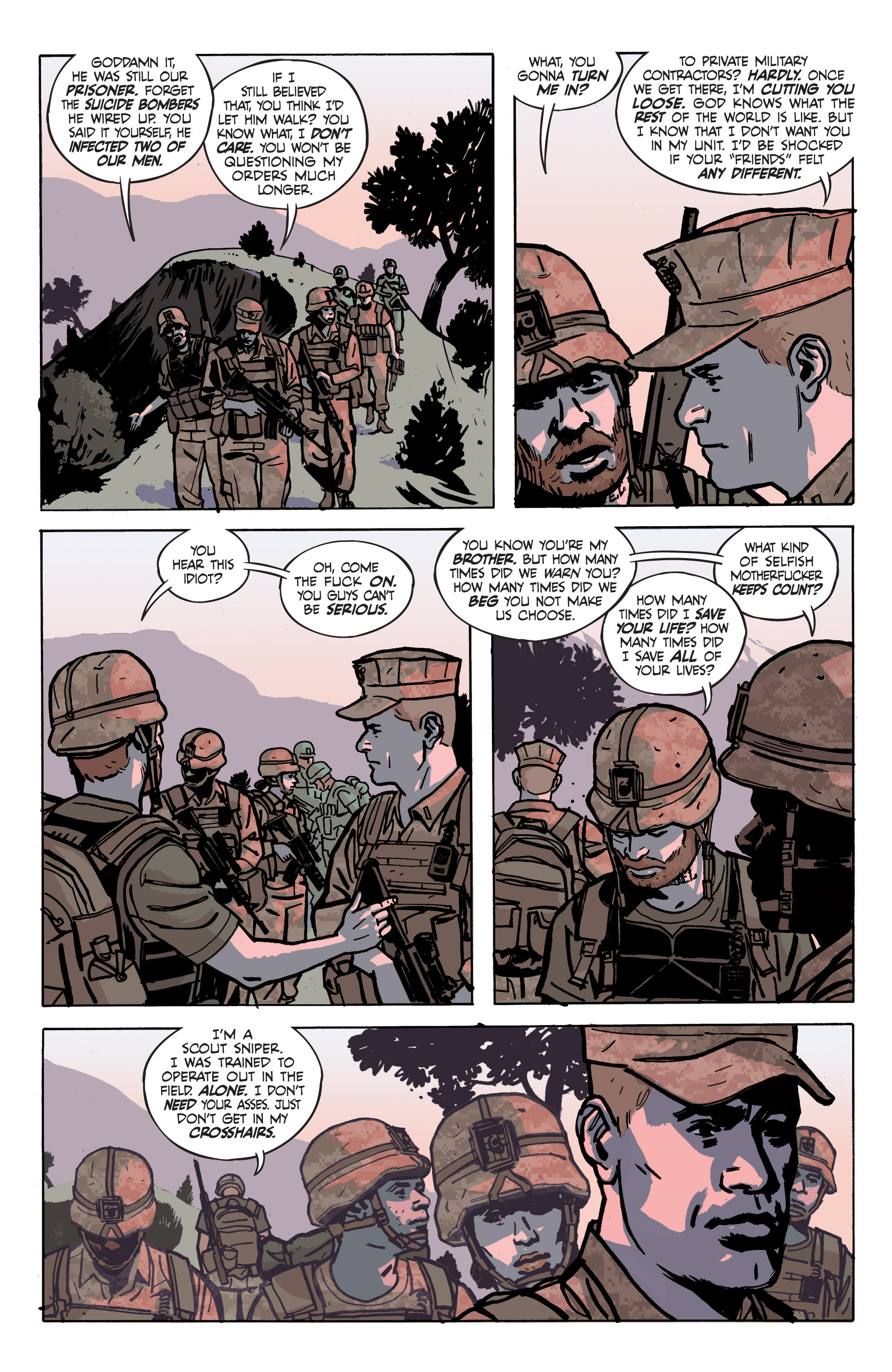 Read online Graveyard of Empires comic -  Issue # TPB - 89