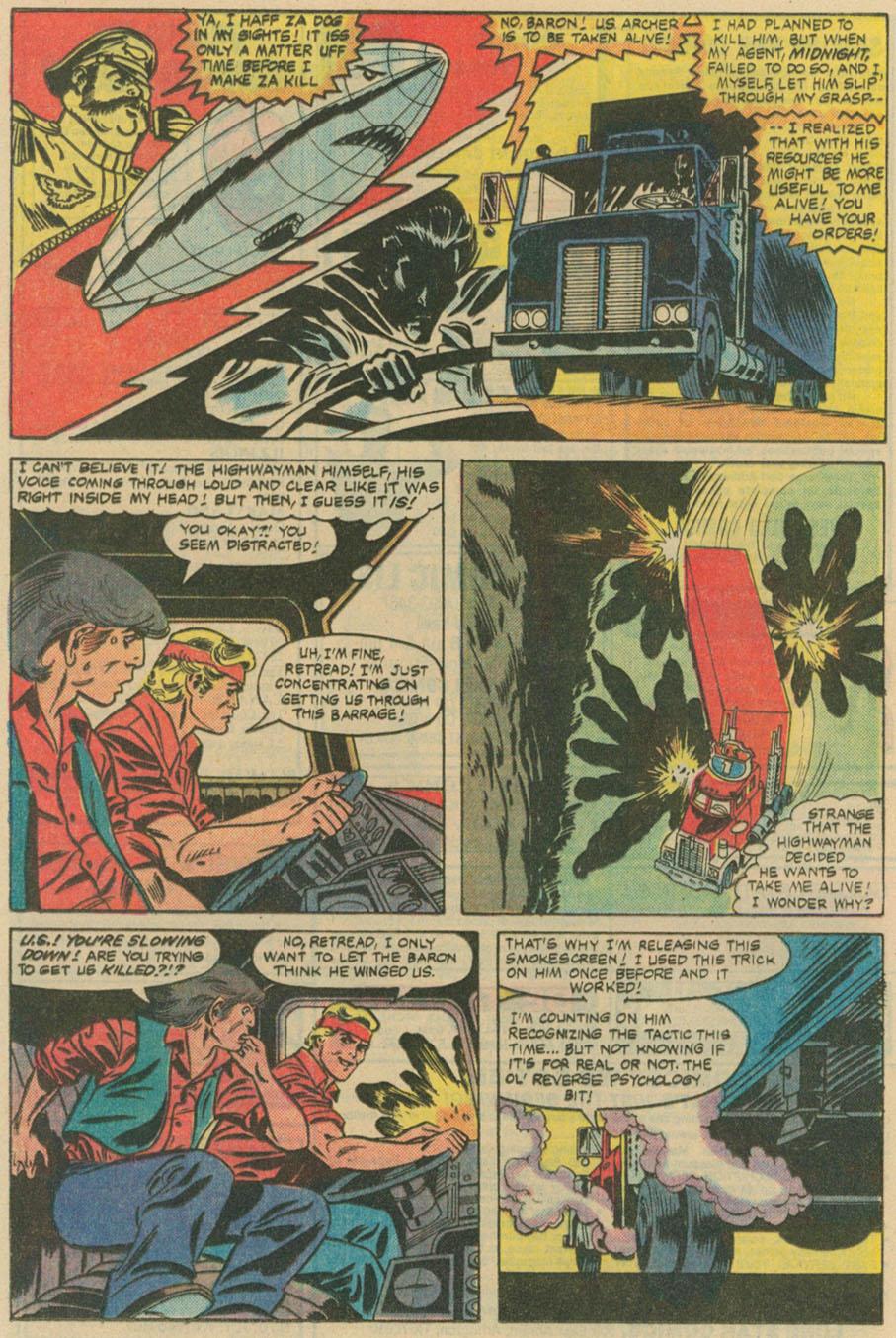 Read online U.S. 1 comic -  Issue #4 - 17