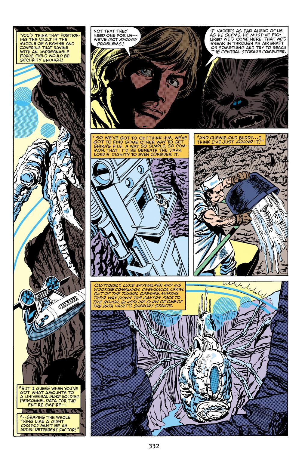 Read online Star Wars Omnibus comic -  Issue # Vol. 16 - 326
