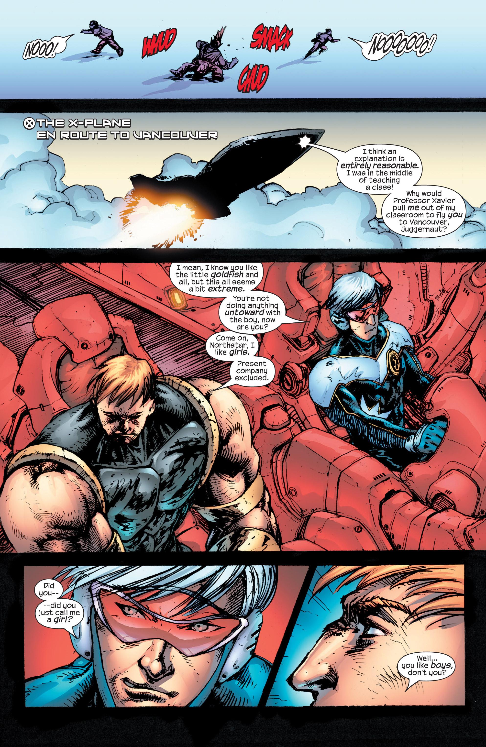 Read online Uncanny X-Men (1963) comic -  Issue #431 - 12