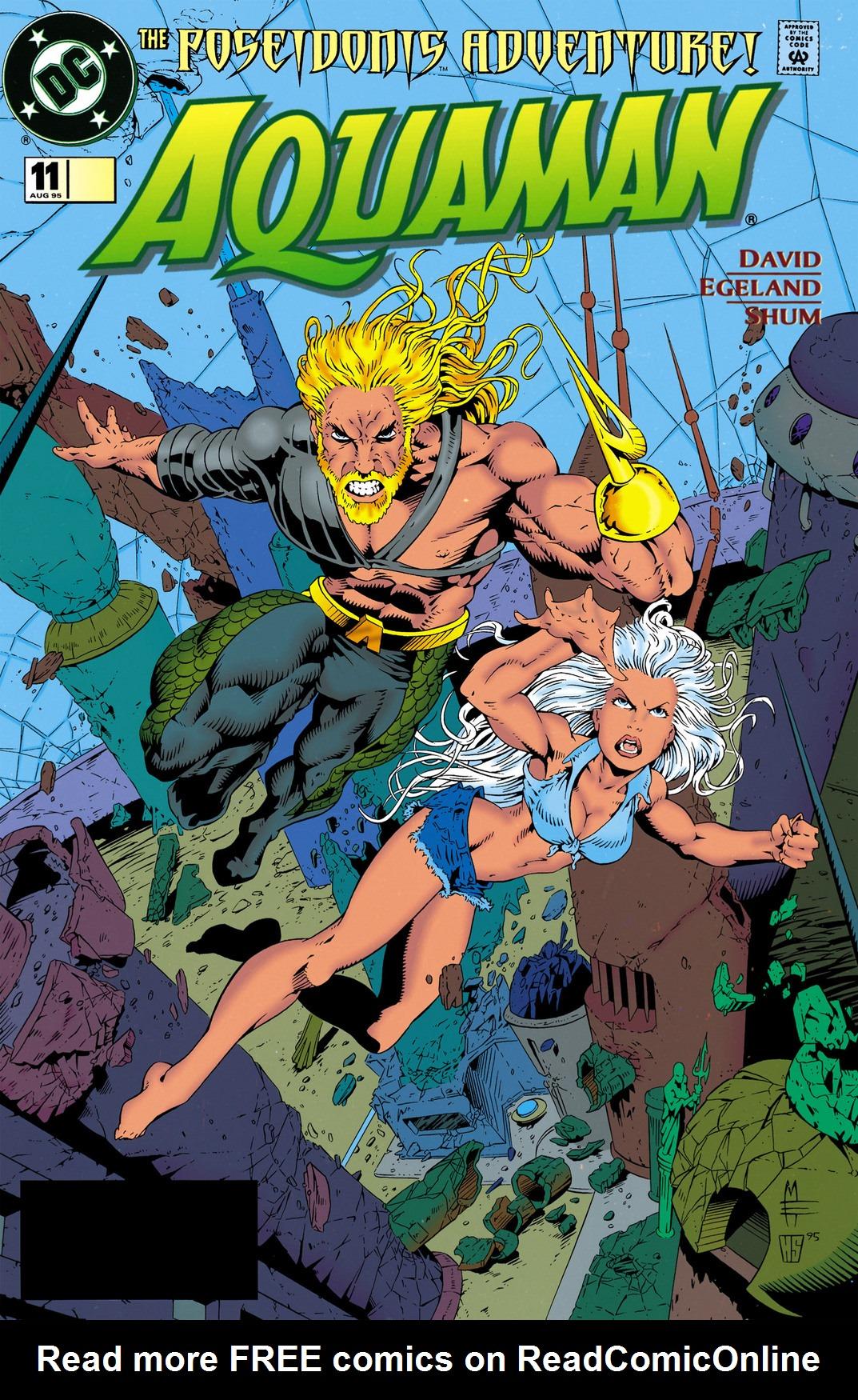 Aquaman (1994) 11 Page 1