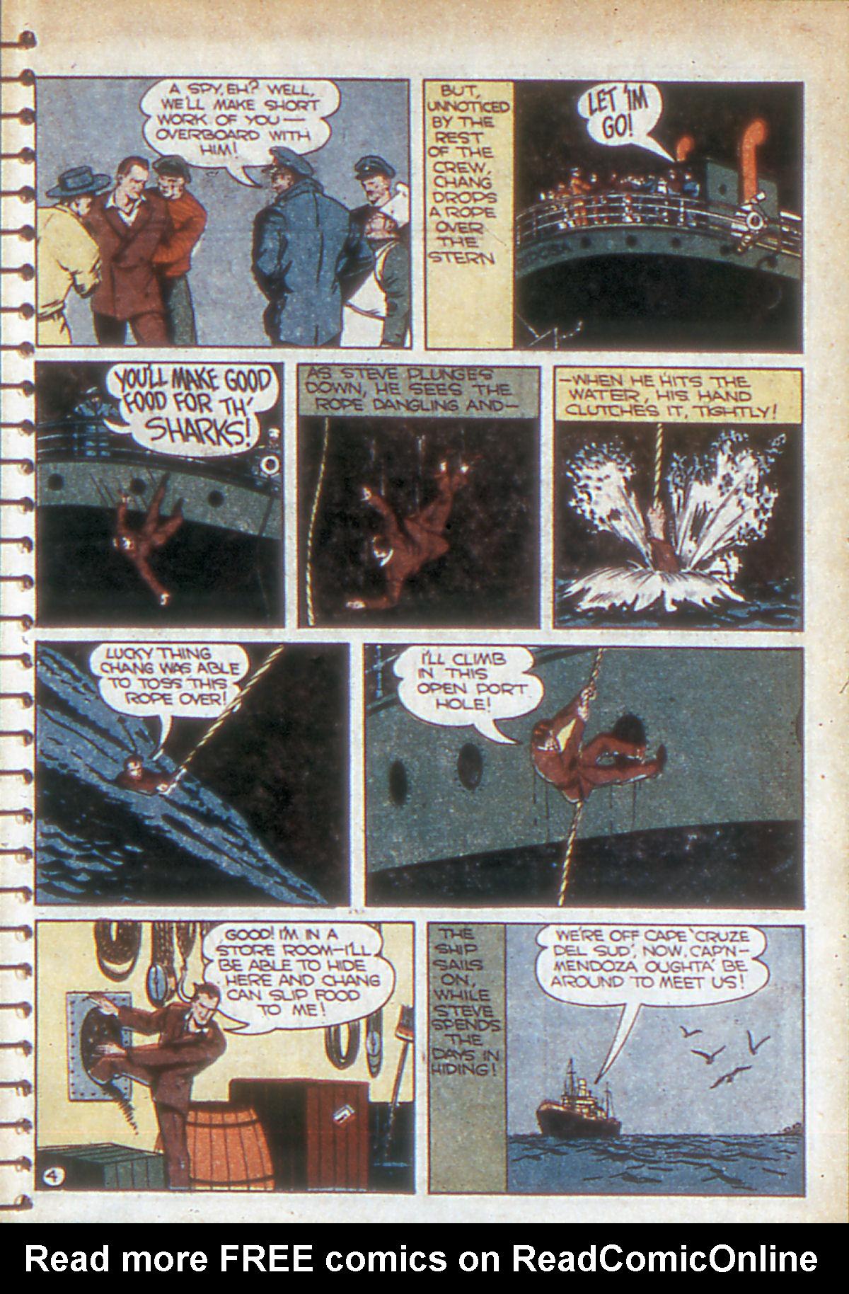 Read online Adventure Comics (1938) comic -  Issue #53 - 44