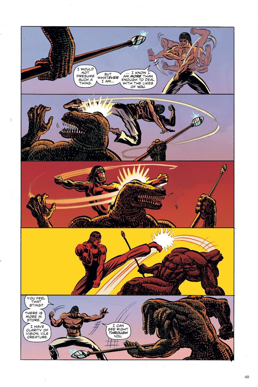 Read online Jesusfreak comic -  Issue # Full - 45