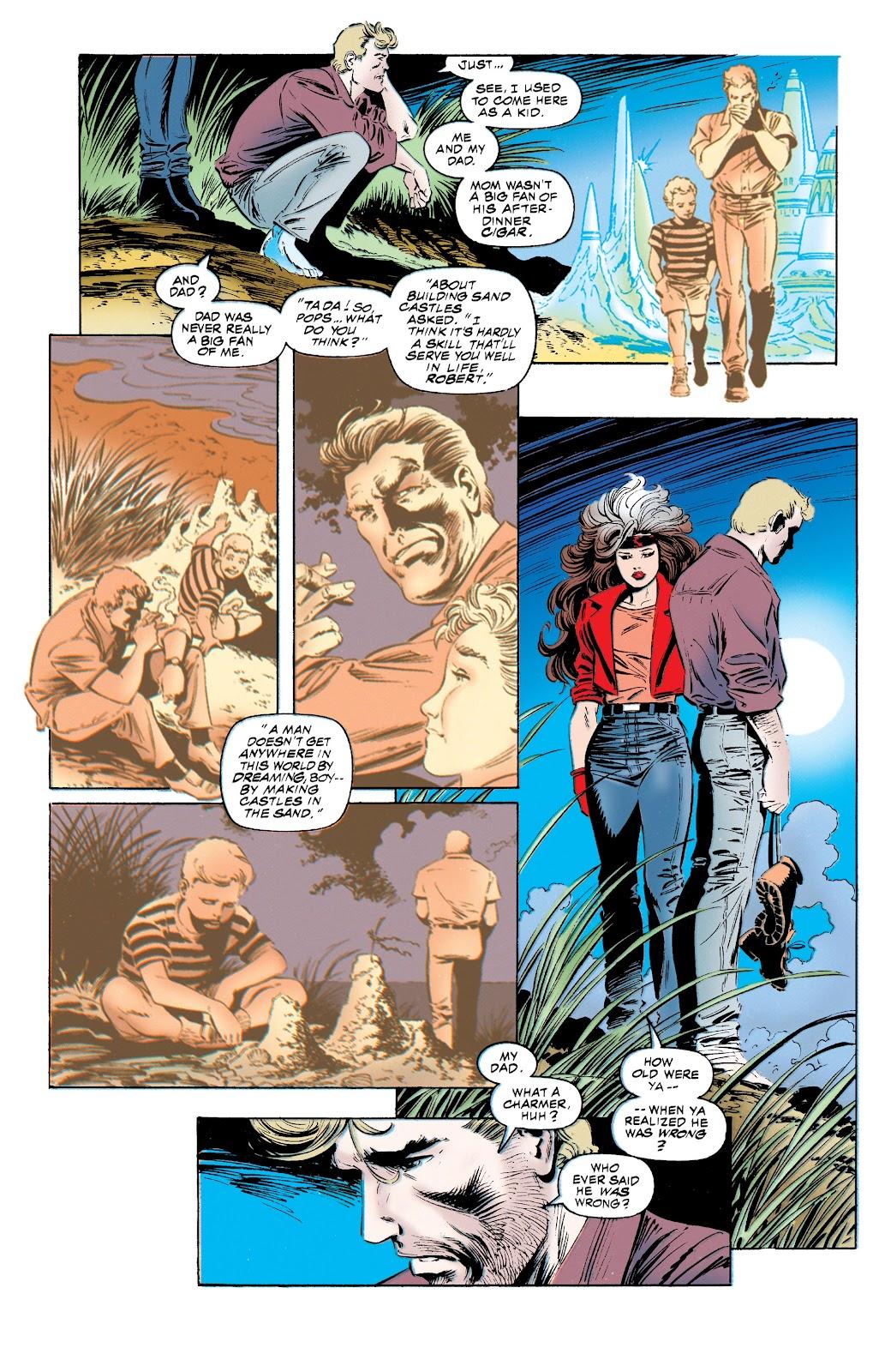 Uncanny X-Men (1963) issue 319 - Page 4
