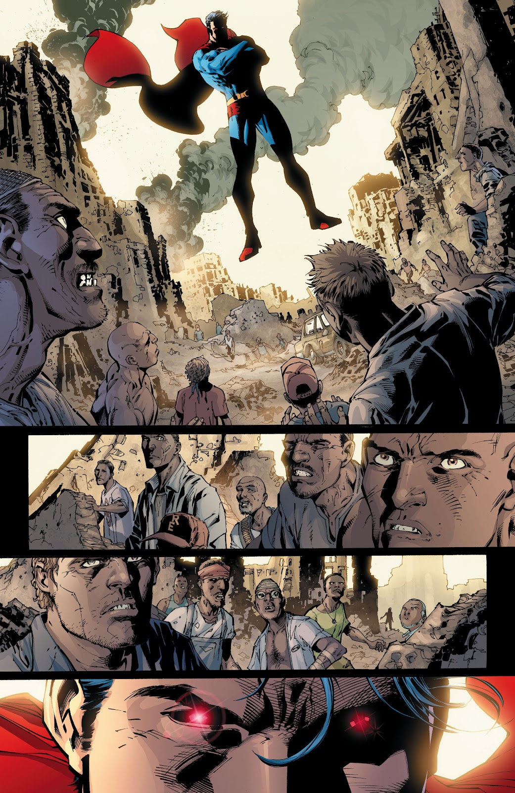 Read online Superman: For Tomorrow comic -  Issue # TPB (Part 1) - 52