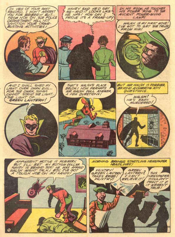 Green Lantern (1941) issue 8 - Page 51